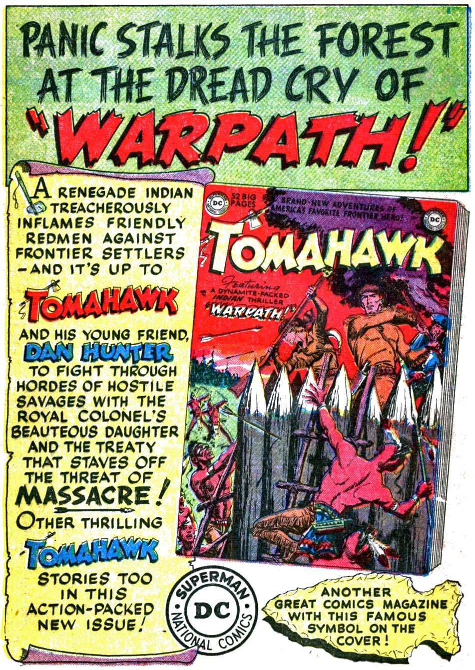 Read online Adventure Comics (1938) comic -  Issue #160 - 37