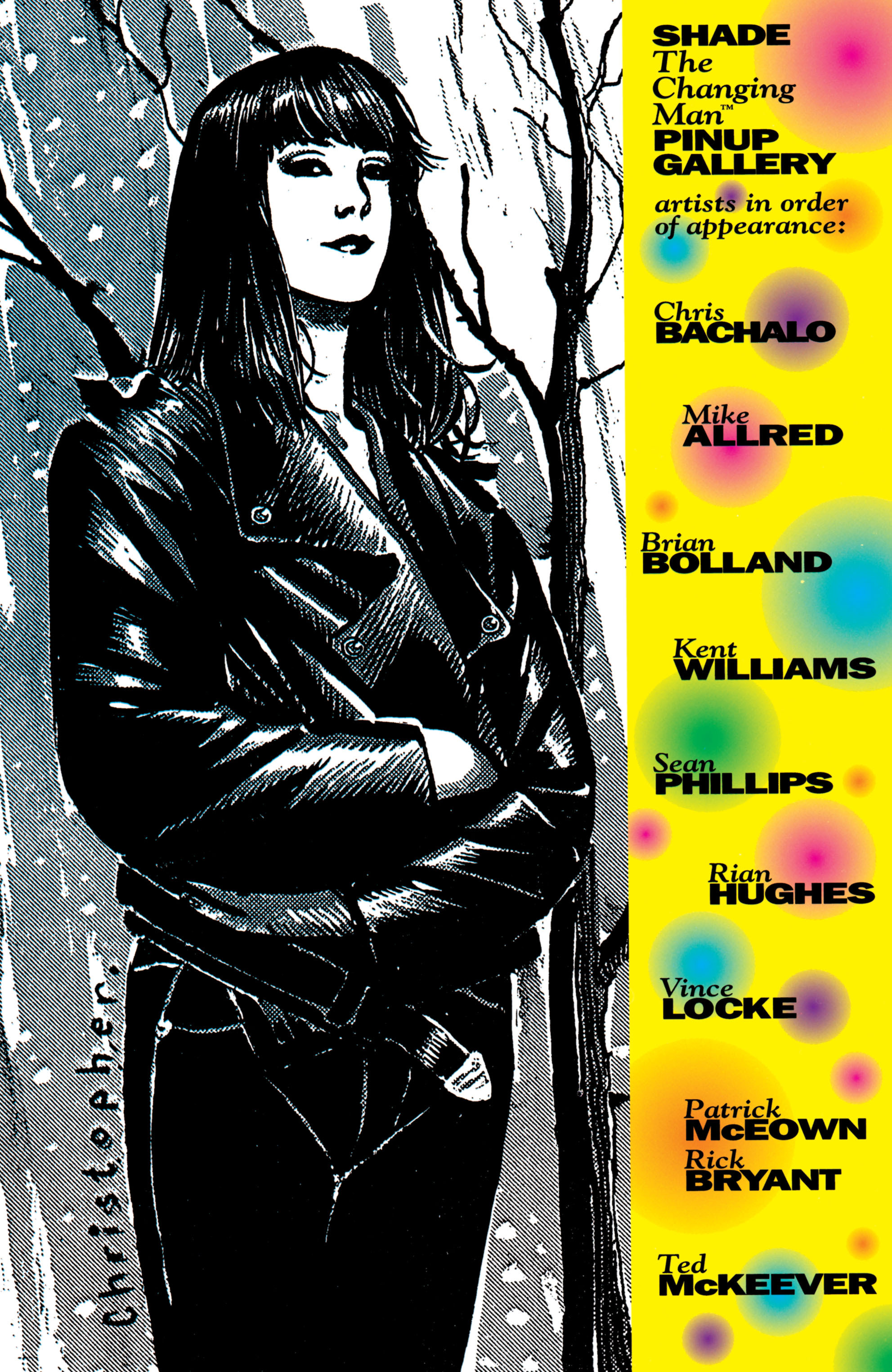 Read online Shade, the Changing Man comic -  Issue #50 - 33