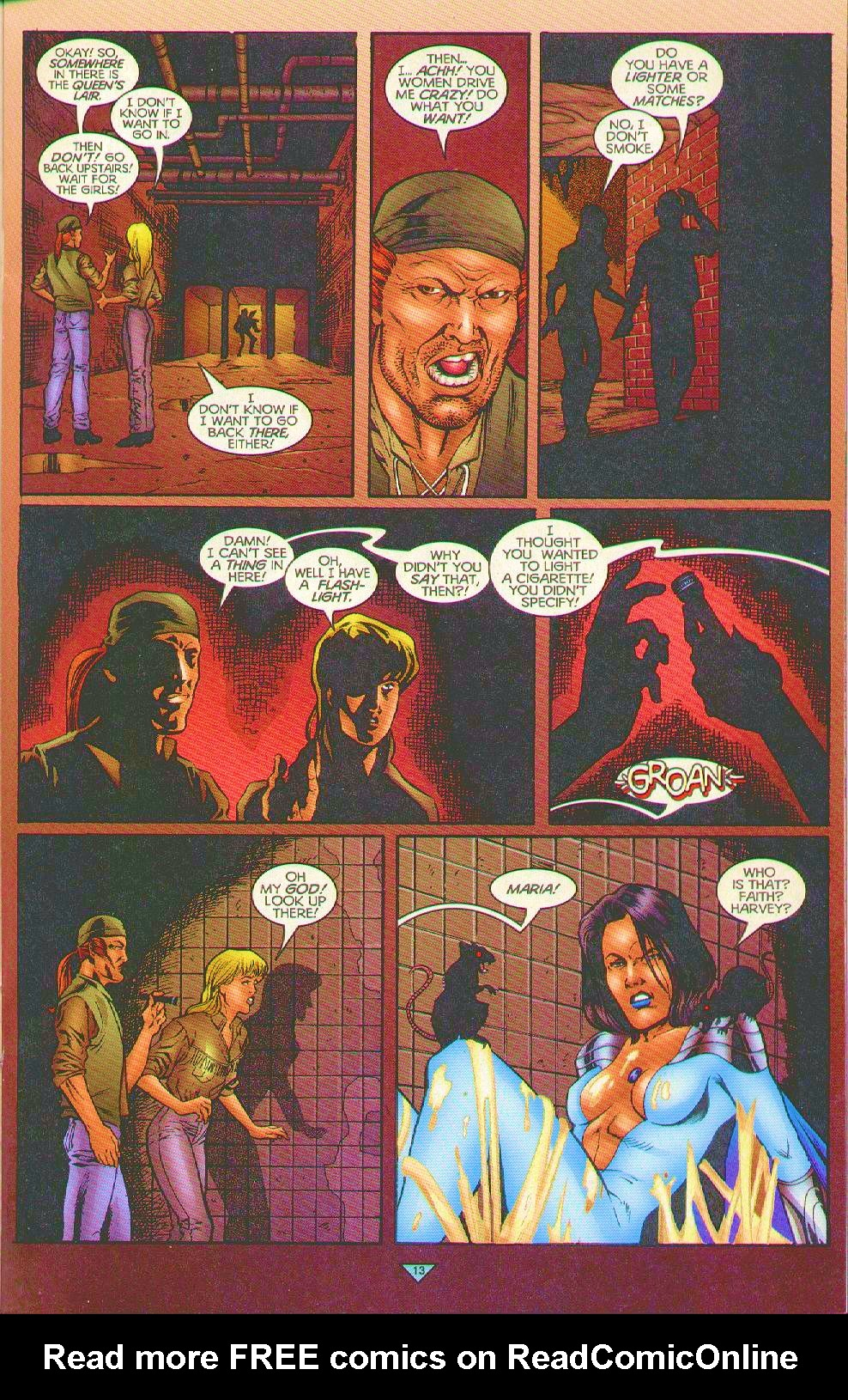 Read online Trinity Angels comic -  Issue #11 - 14