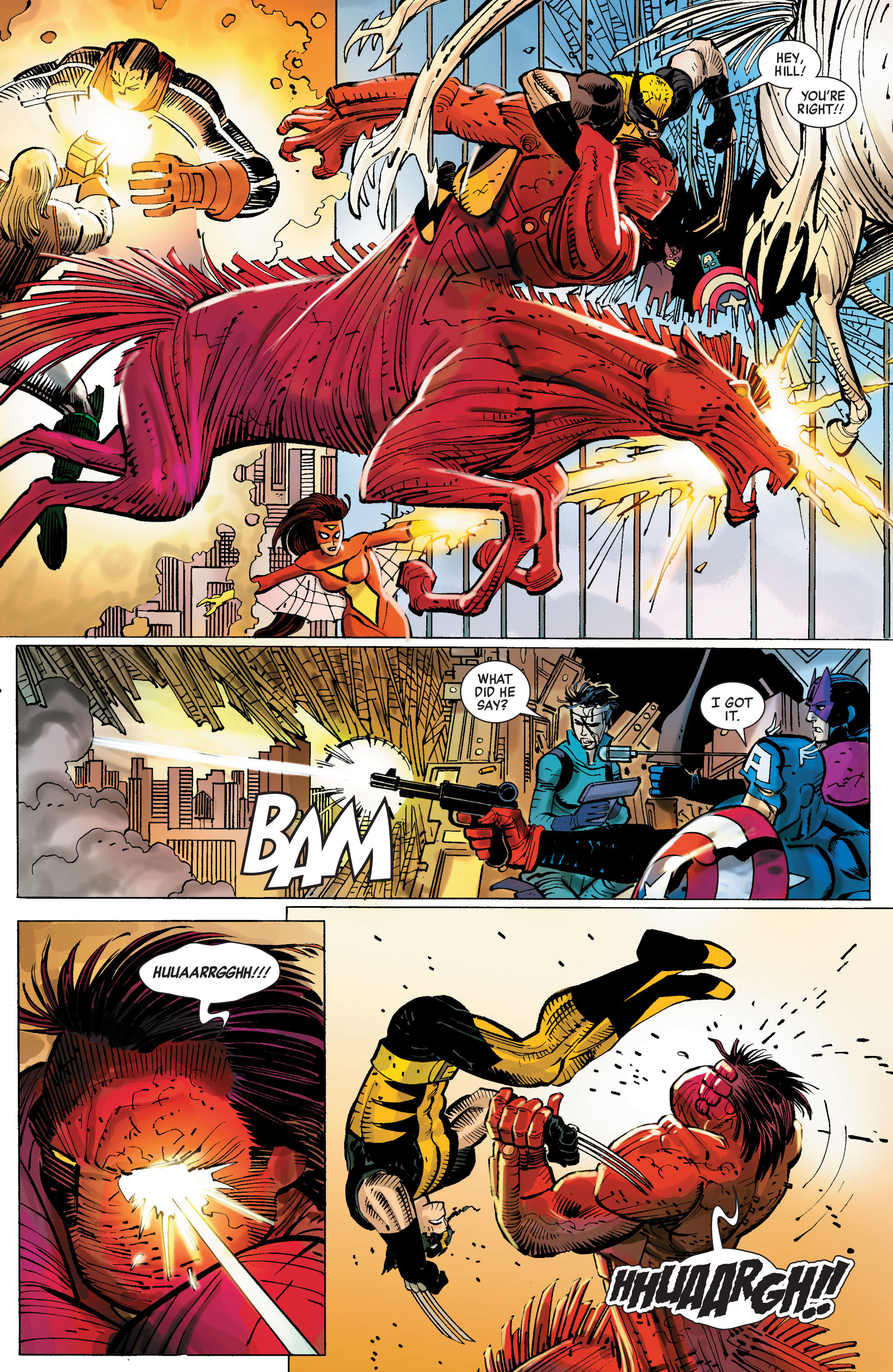 Read online Avengers (2010) comic -  Issue #3 - 10