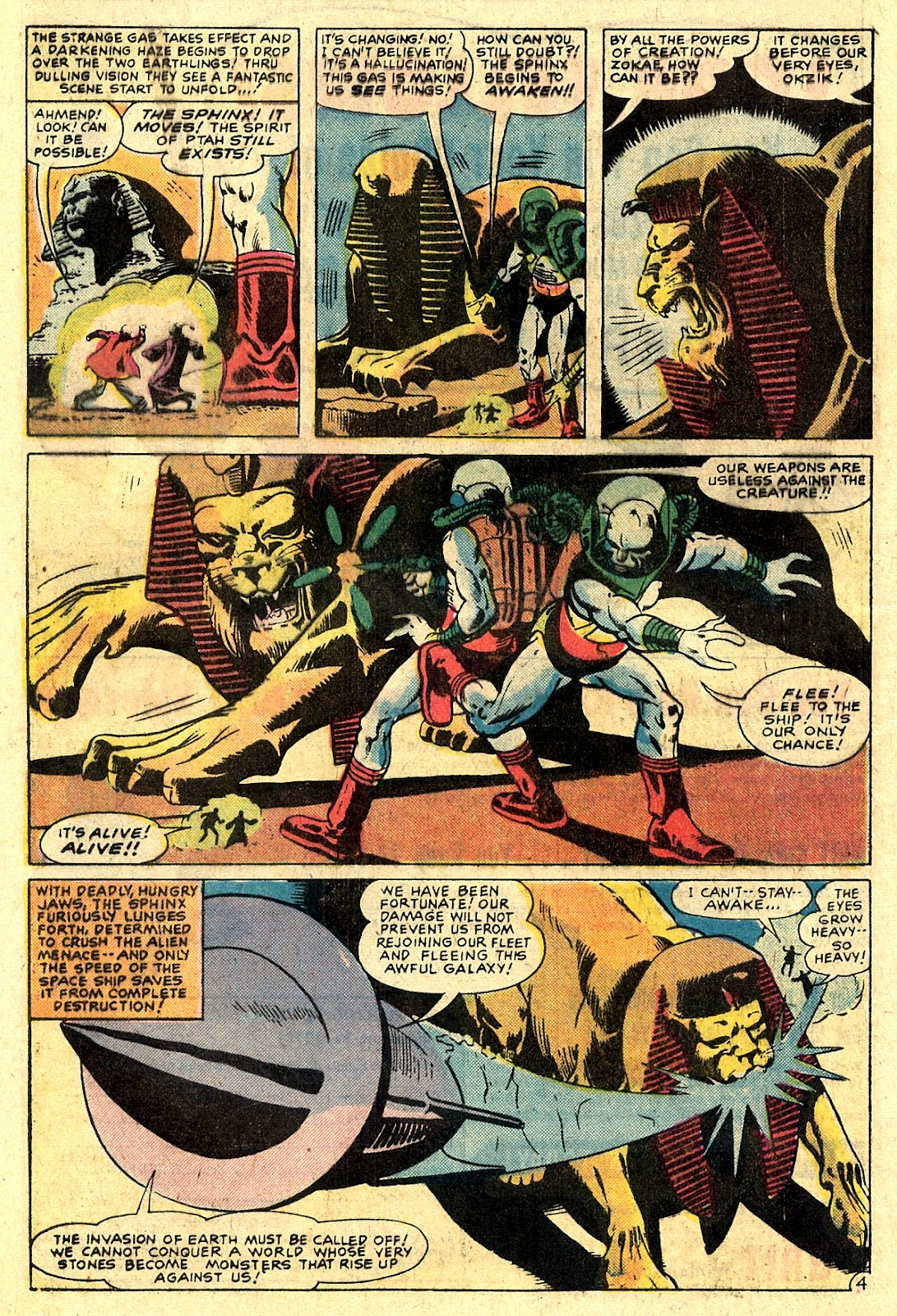 Journey Into Mystery (1972) issue 14 - Page 8