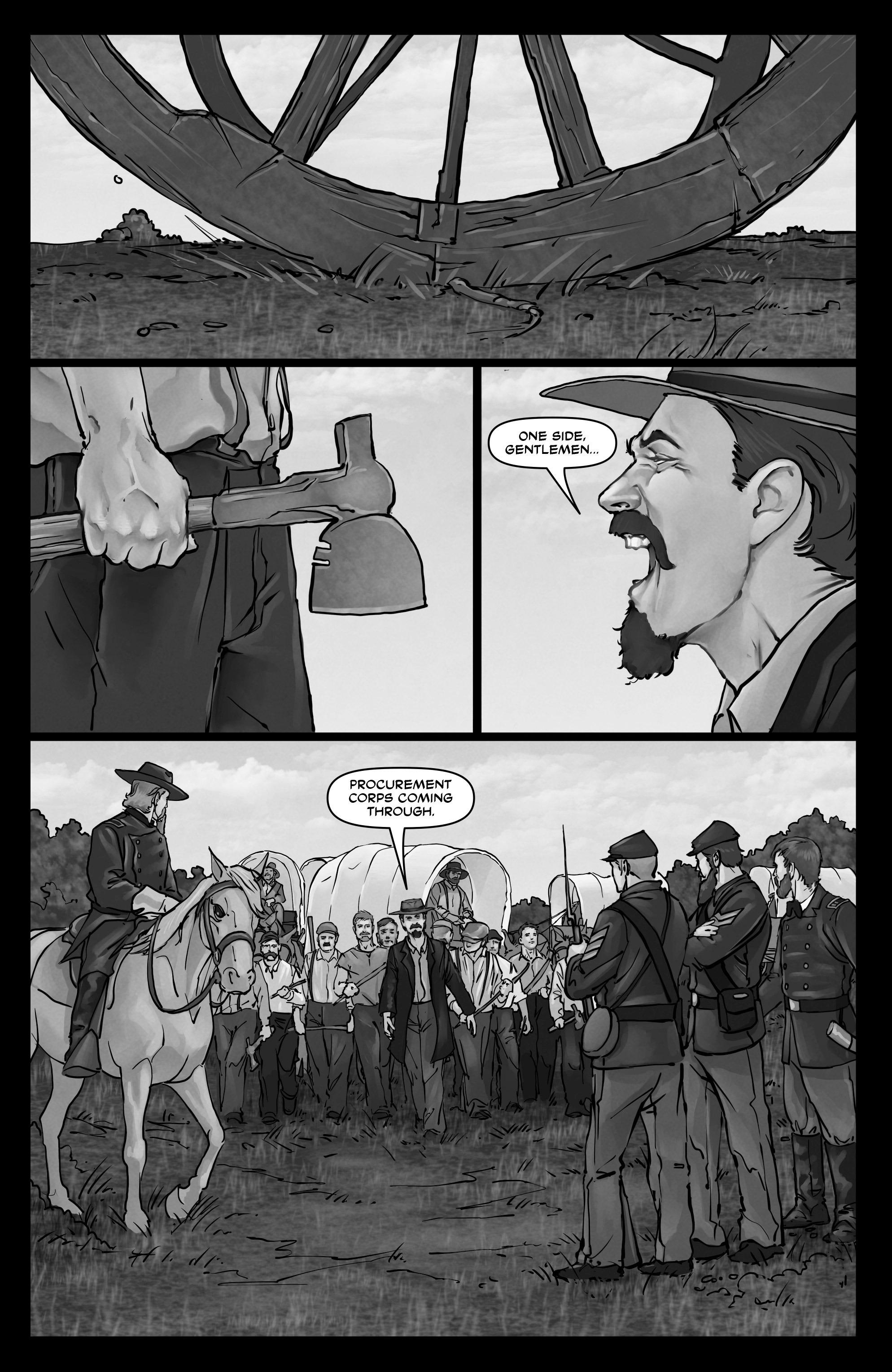 Read online Alan Moore's Cinema Purgatorio comic -  Issue #6 - 34