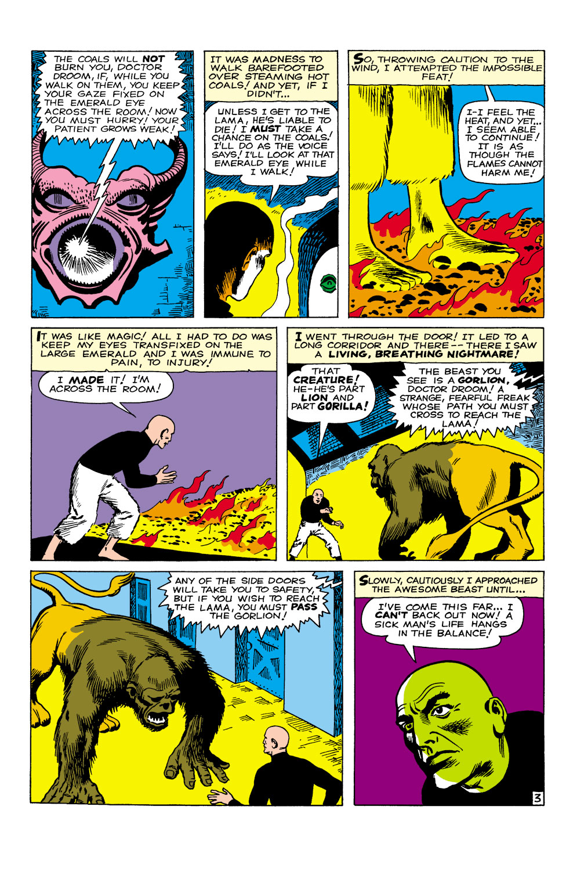 Read online Amazing Adventures (1961) comic -  Issue #1 - 24