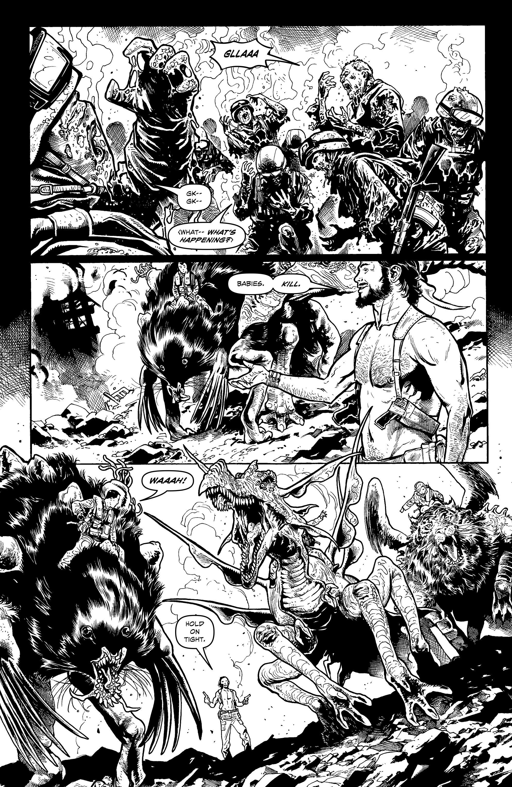 Read online Alan Moore's Cinema Purgatorio comic -  Issue #6 - 48