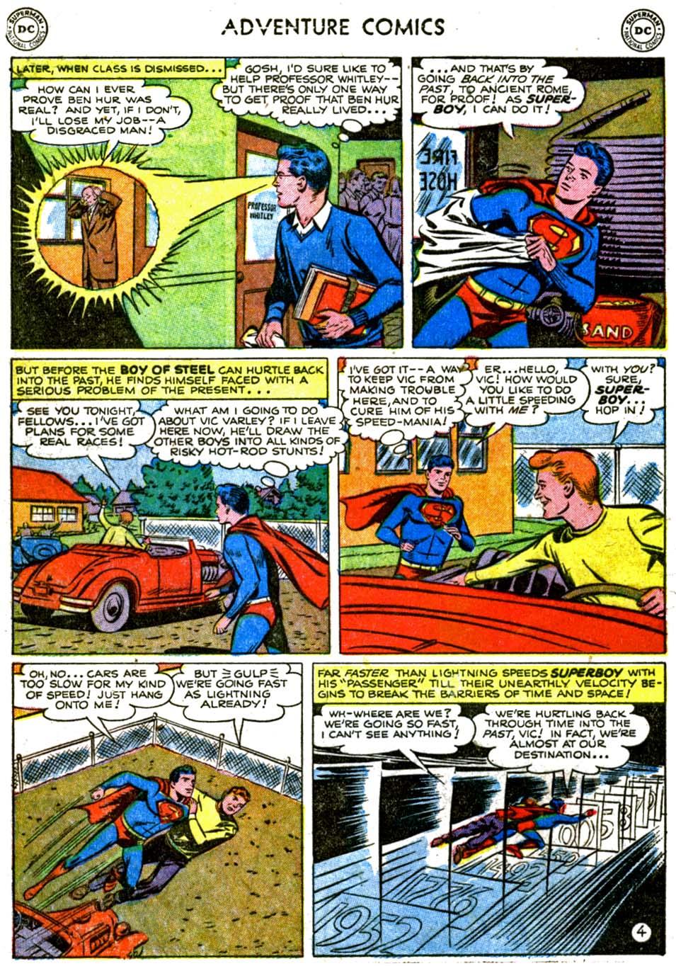 Read online Adventure Comics (1938) comic -  Issue #177 - 6