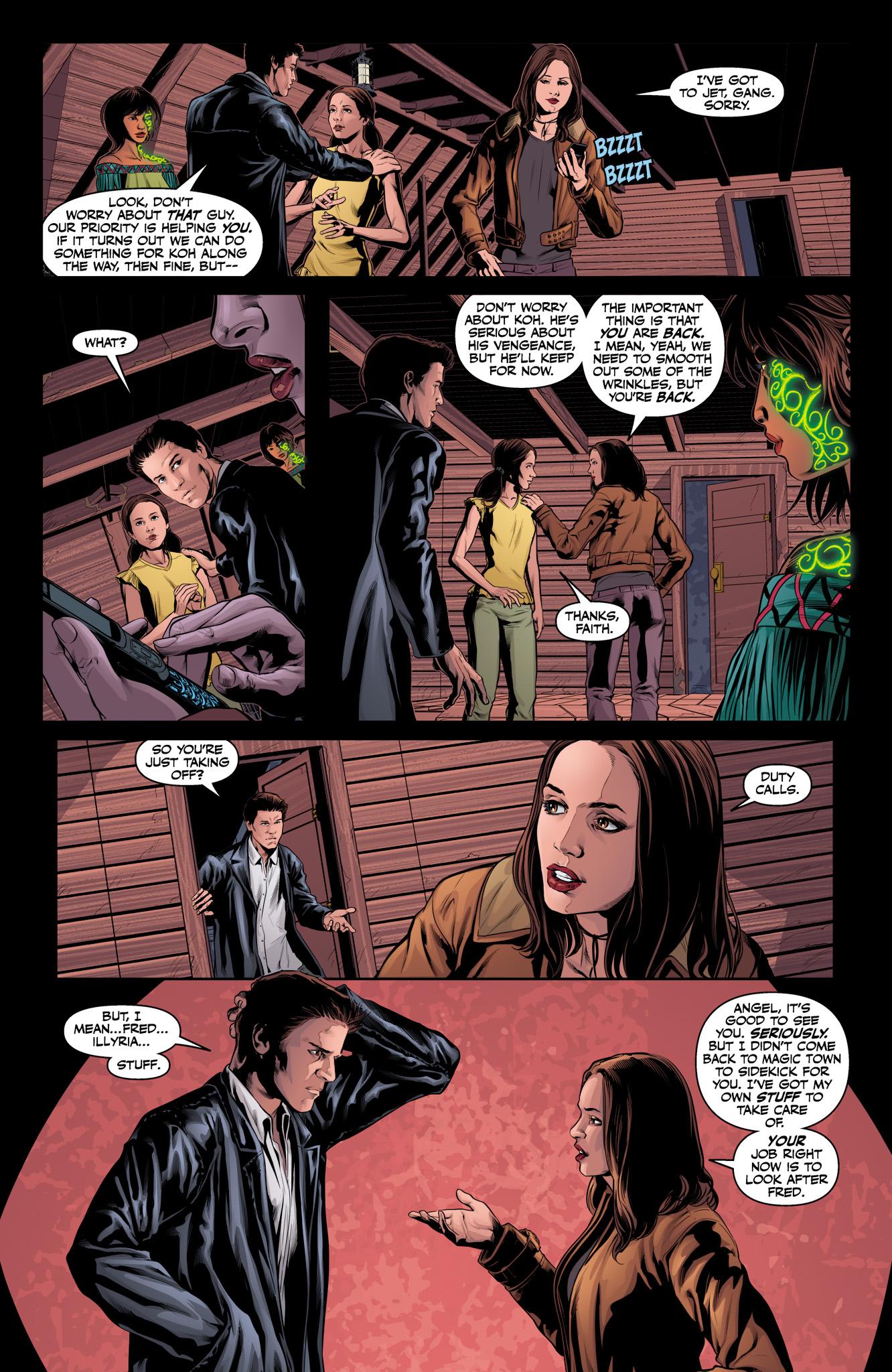 Read online Angel & Faith Season 10 comic -  Issue #12 - 13