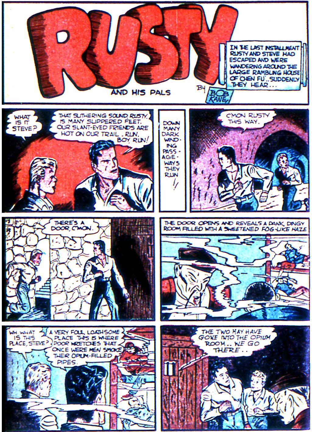 Read online Adventure Comics (1938) comic -  Issue #44 - 50