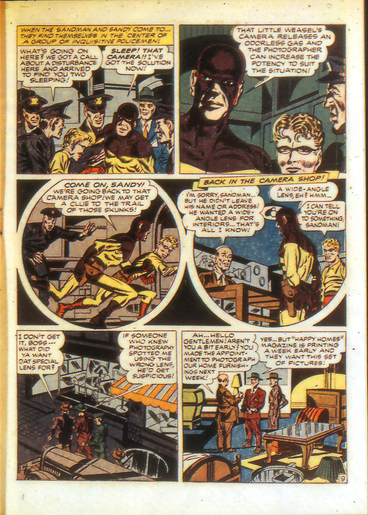 Read online Adventure Comics (1938) comic -  Issue #90 - 11