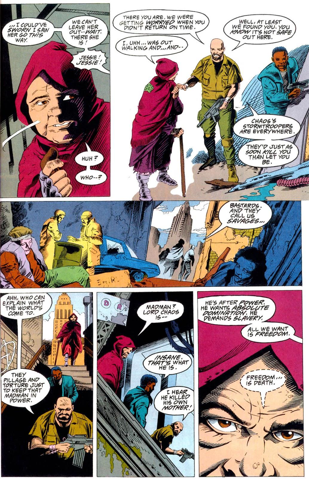Read online Team Titans comic -  Issue #1b - 16