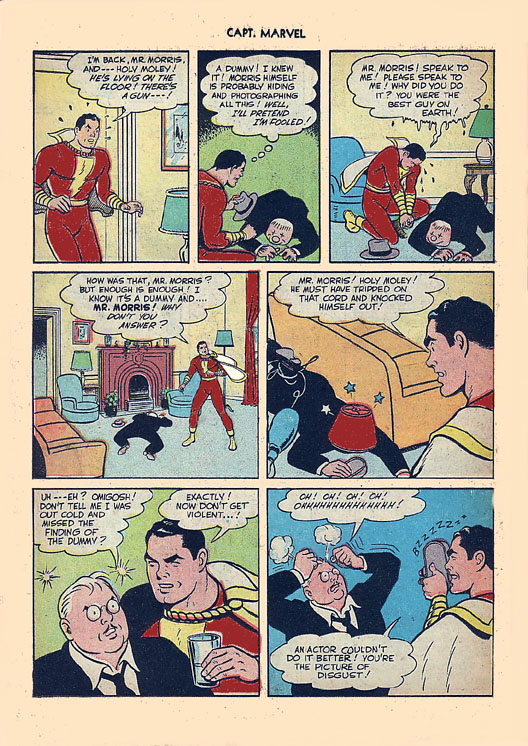 Captain Marvel Adventures issue 89 - Page 25