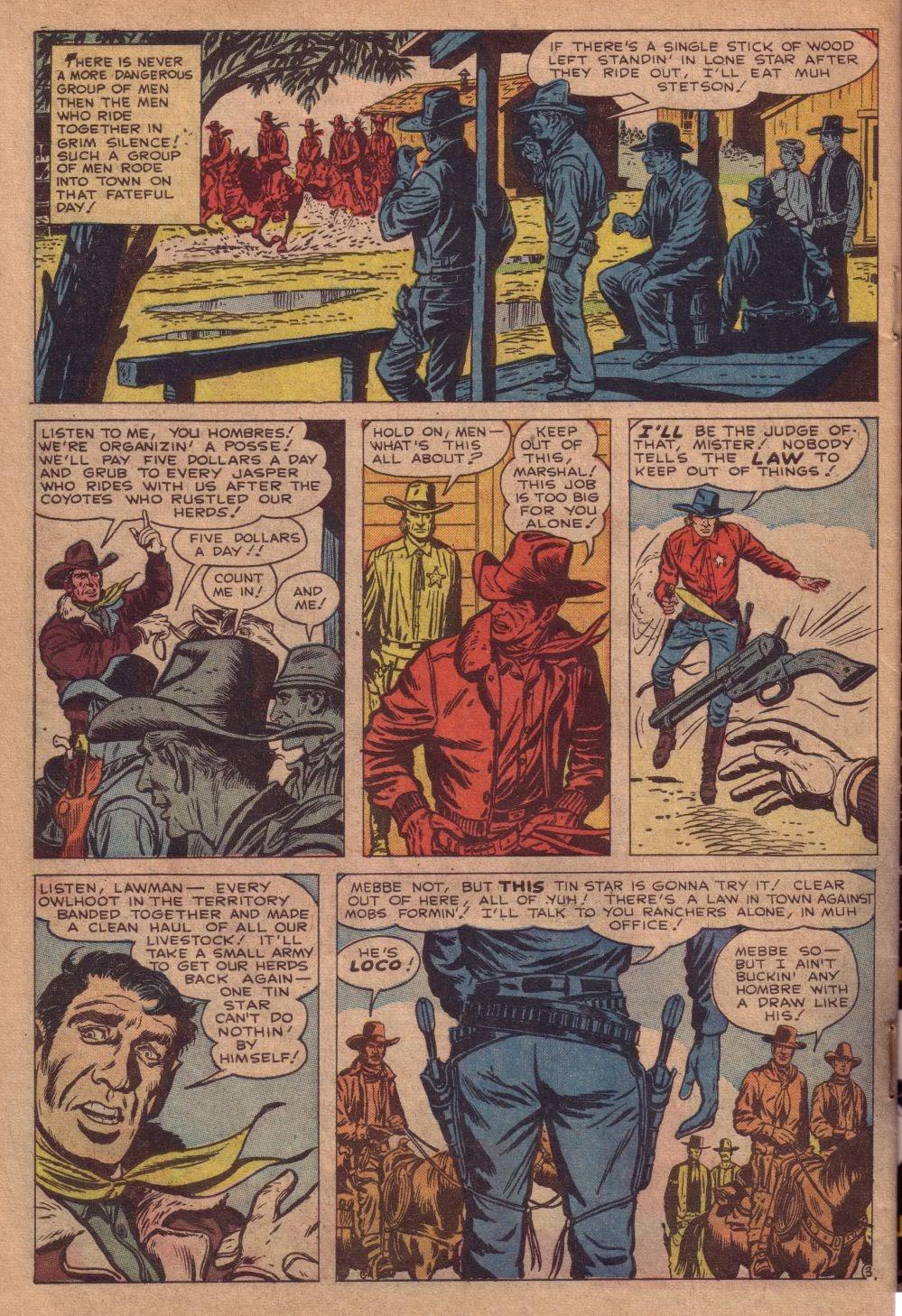 Gunsmoke Western issue 67 - Page 30