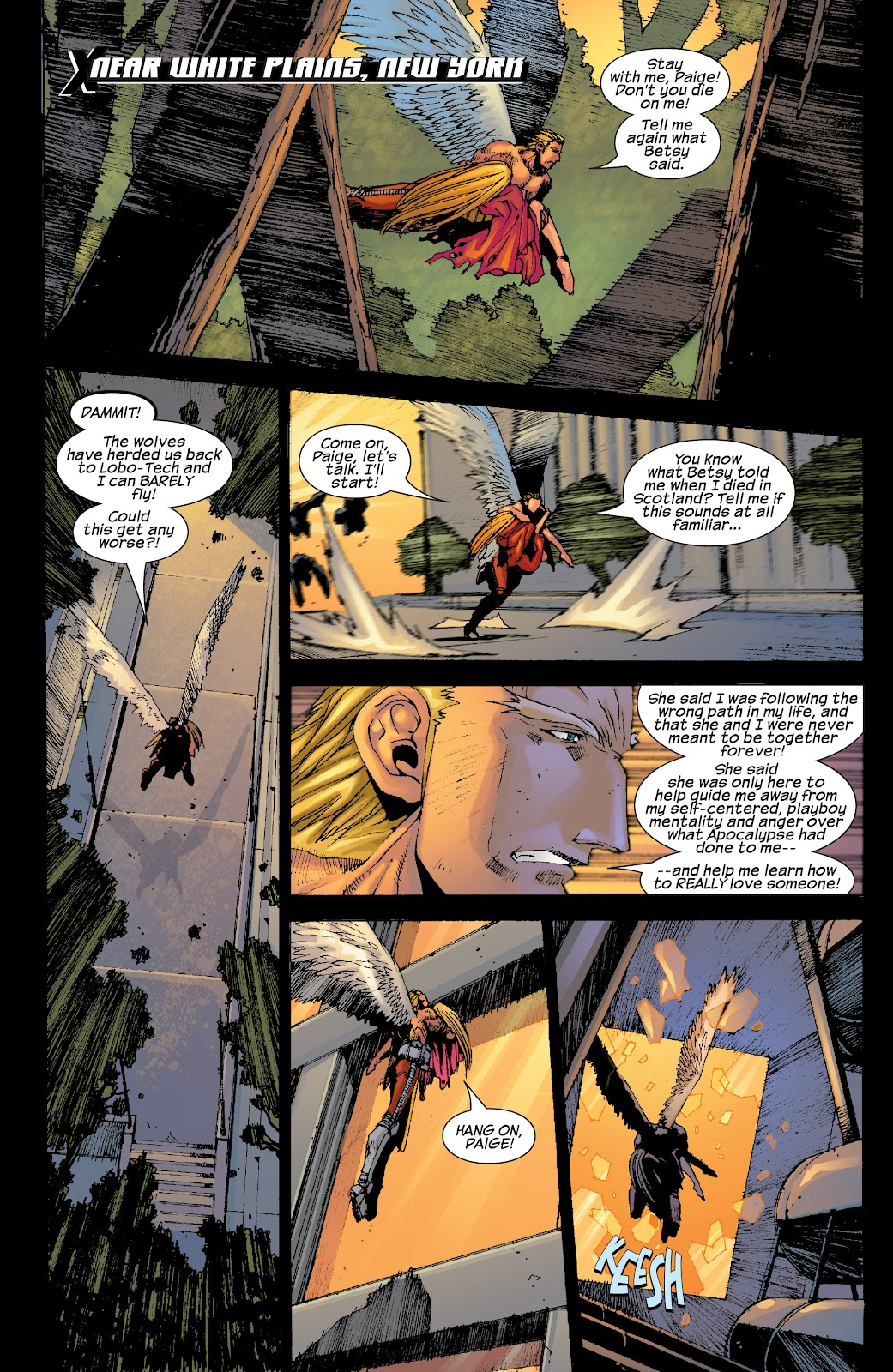 Read online X-Men: Unstoppable comic -  Issue # TPB (Part 3) - 73