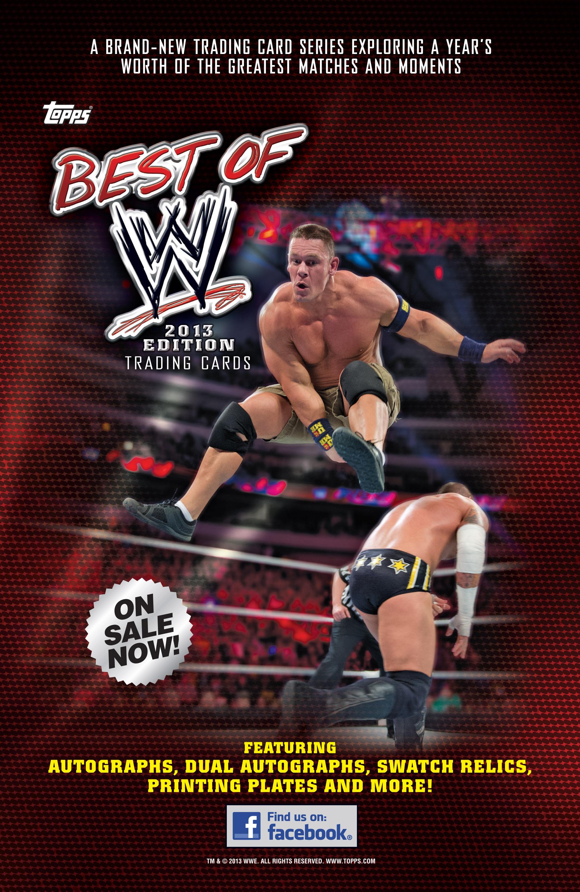 Read online WWE Superstars comic -  Issue #2 - 30