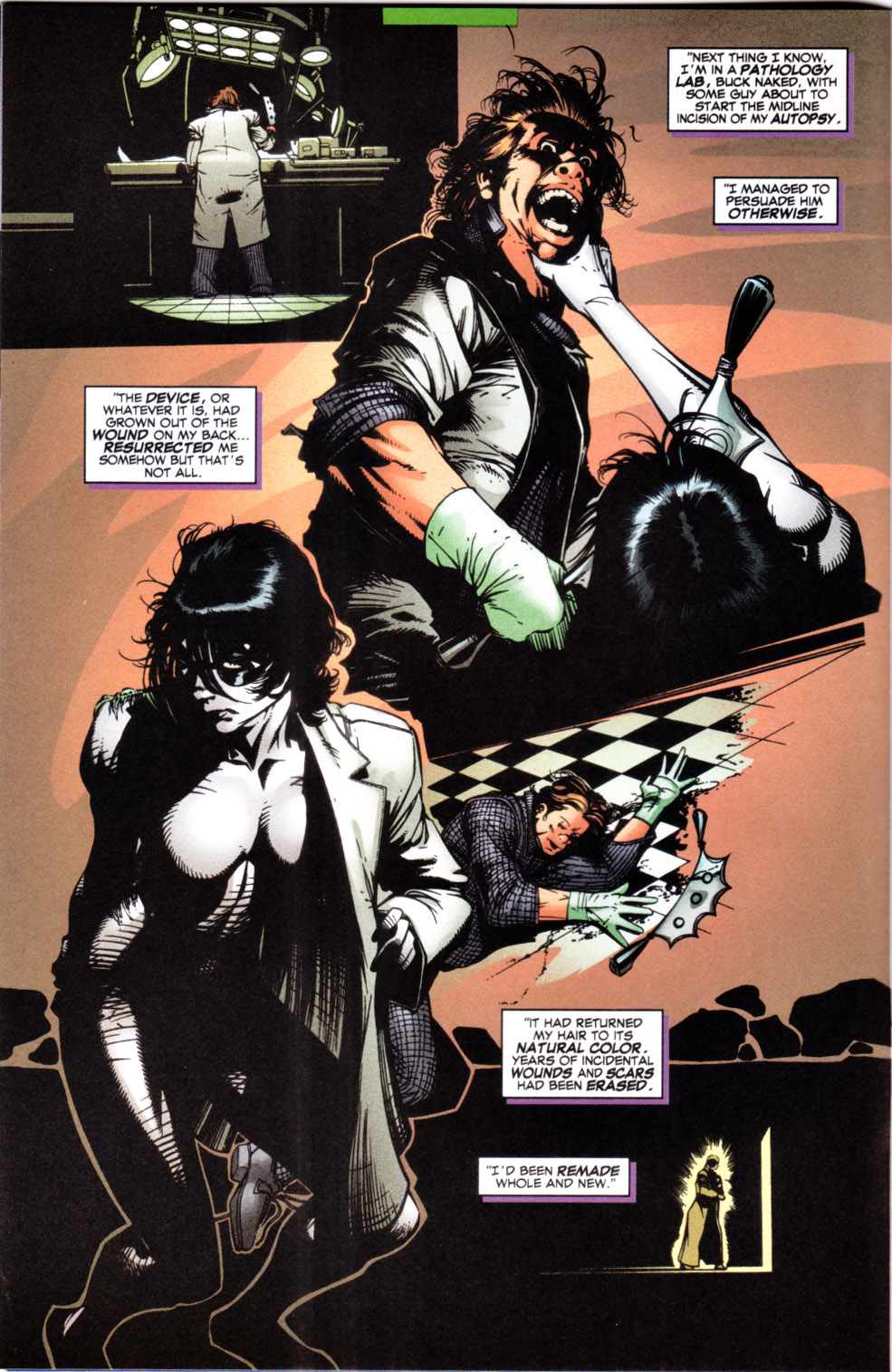 Read online X-Force (1991) comic -  Issue #108 - 6