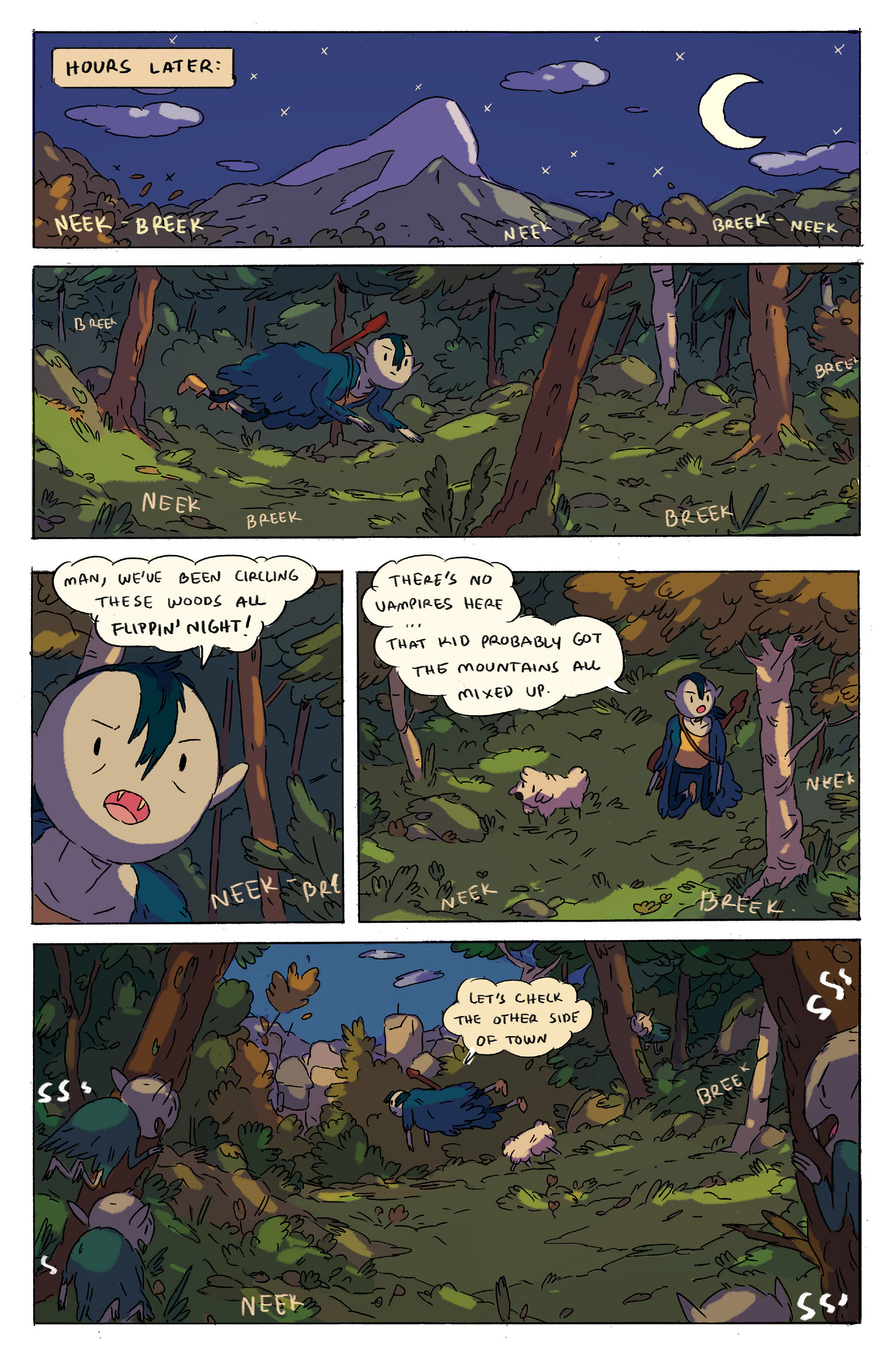 Read online Adventure Time comic -  Issue # _2015 Spoooktacular - 15