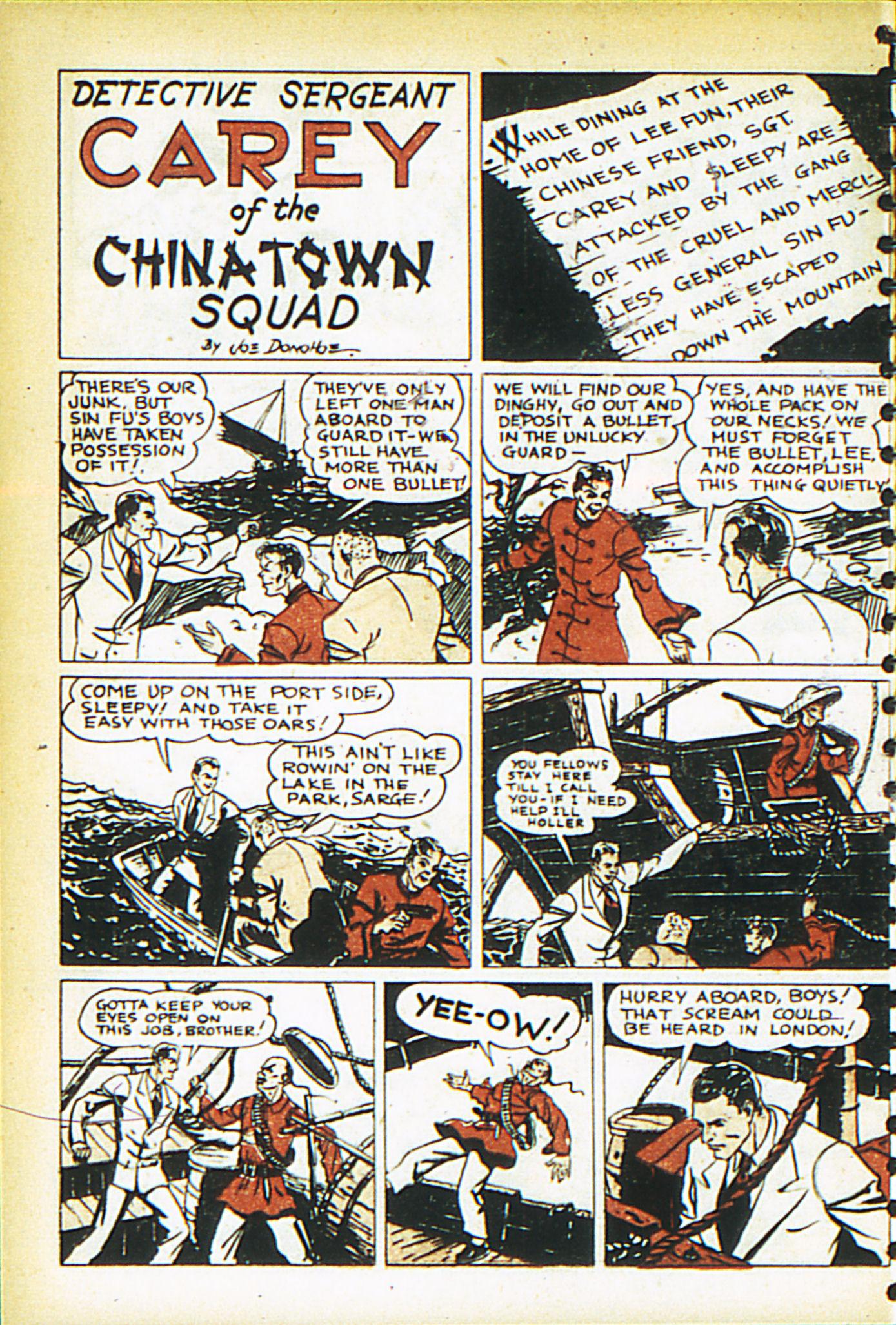 Read online Adventure Comics (1938) comic -  Issue #26 - 47
