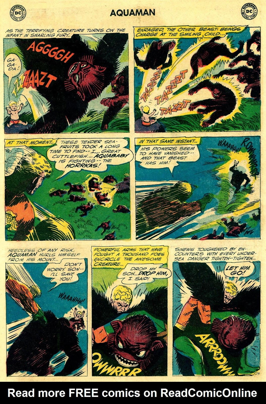 Aquaman (1962) Issue #23 #23 - English 31