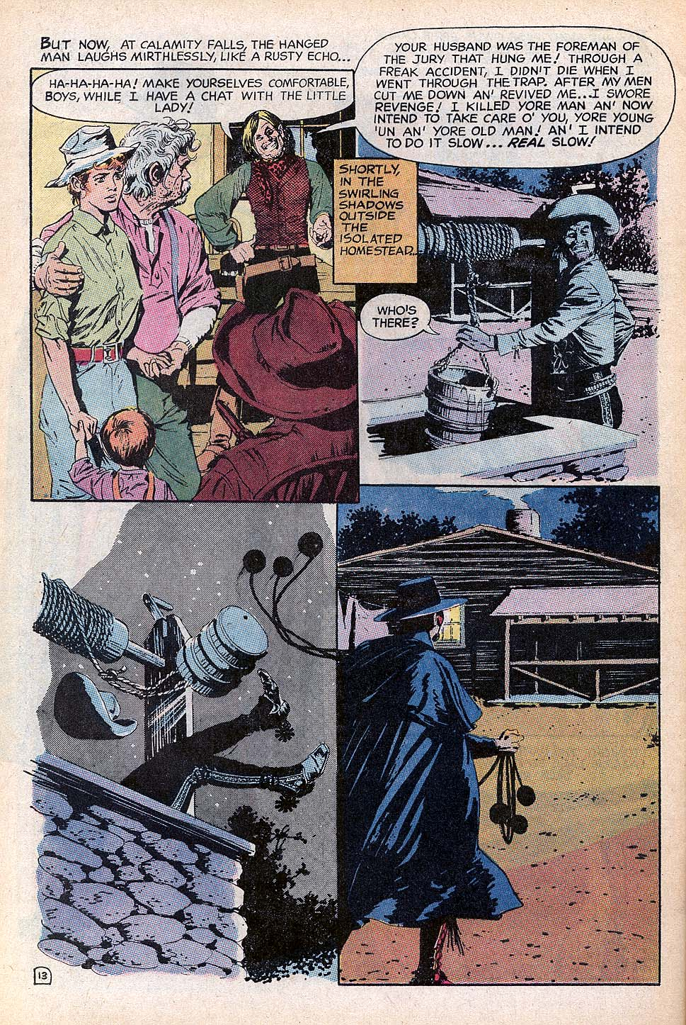 Read online All-Star Western (1970) comic -  Issue #3 - 23