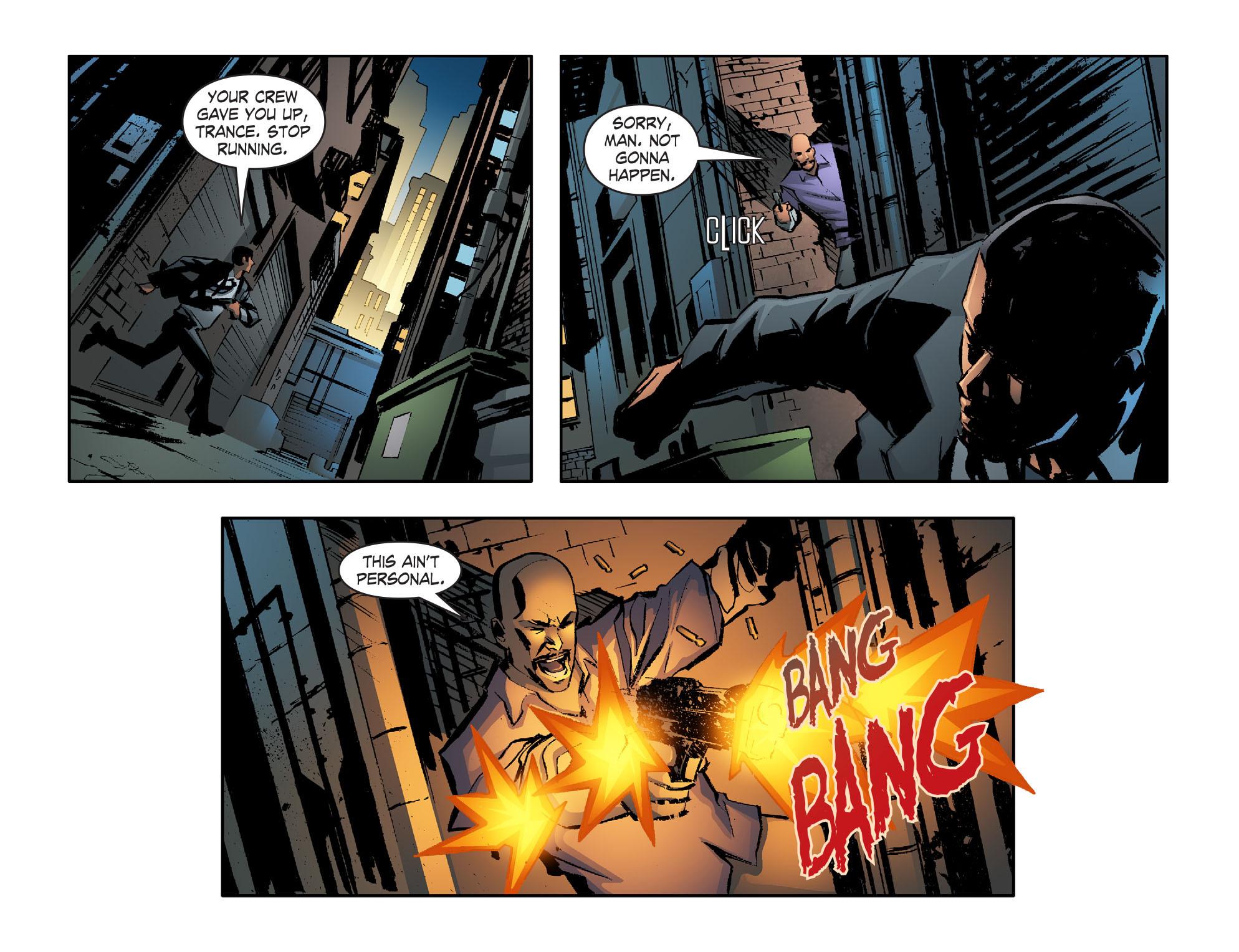 Read online Smallville: Lantern [I] comic -  Issue #2 - 5