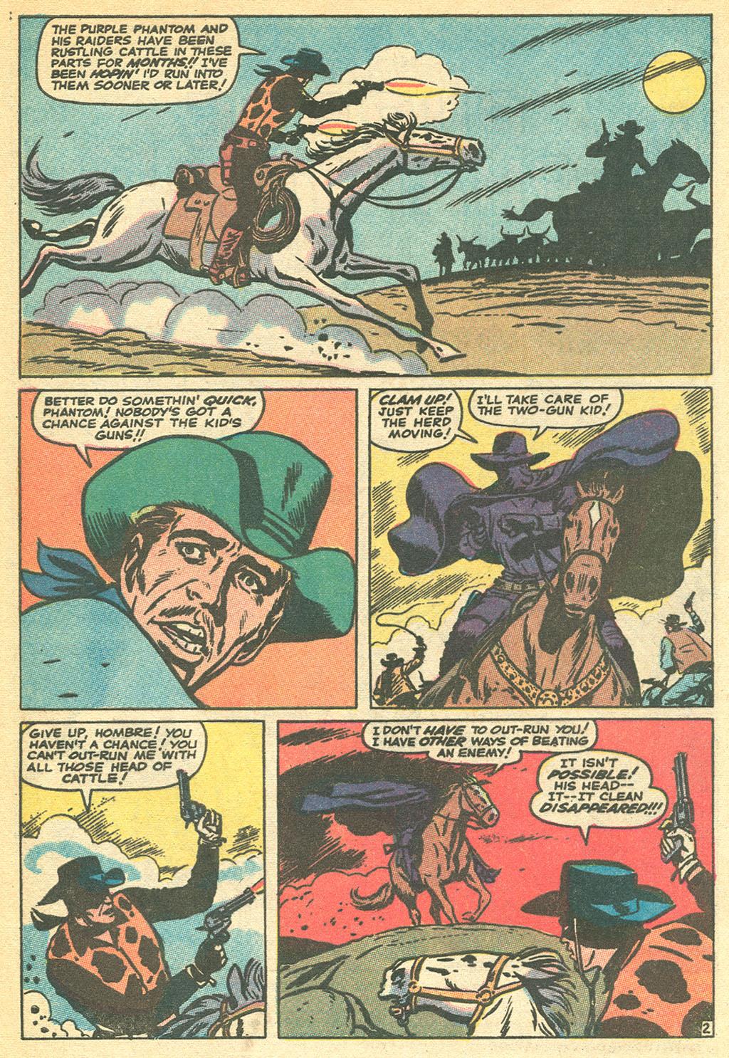 Read online Two-Gun Kid comic -  Issue #93 - 4