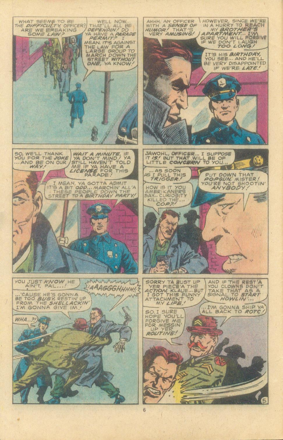 Read online Sgt. Fury comic -  Issue #163 - 8