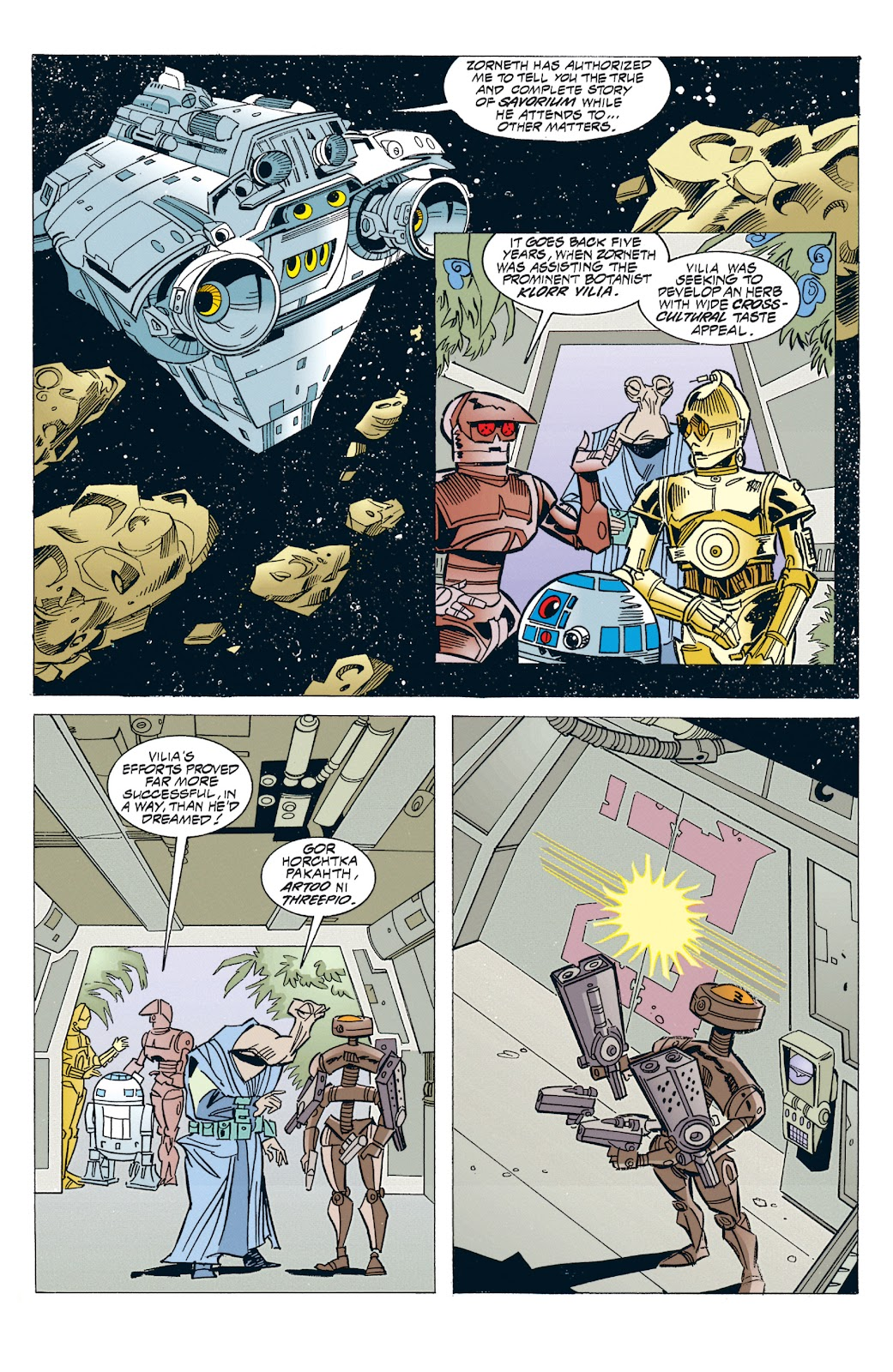 Read online Star Wars Legends Epic Collection: The Empire comic -  Issue # TPB 5 (Part 4) - 65