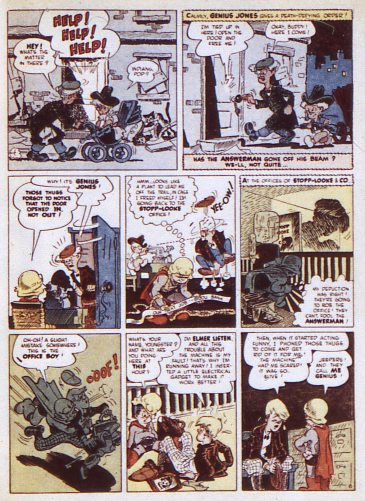 Read online Adventure Comics (1938) comic -  Issue #84 - 43