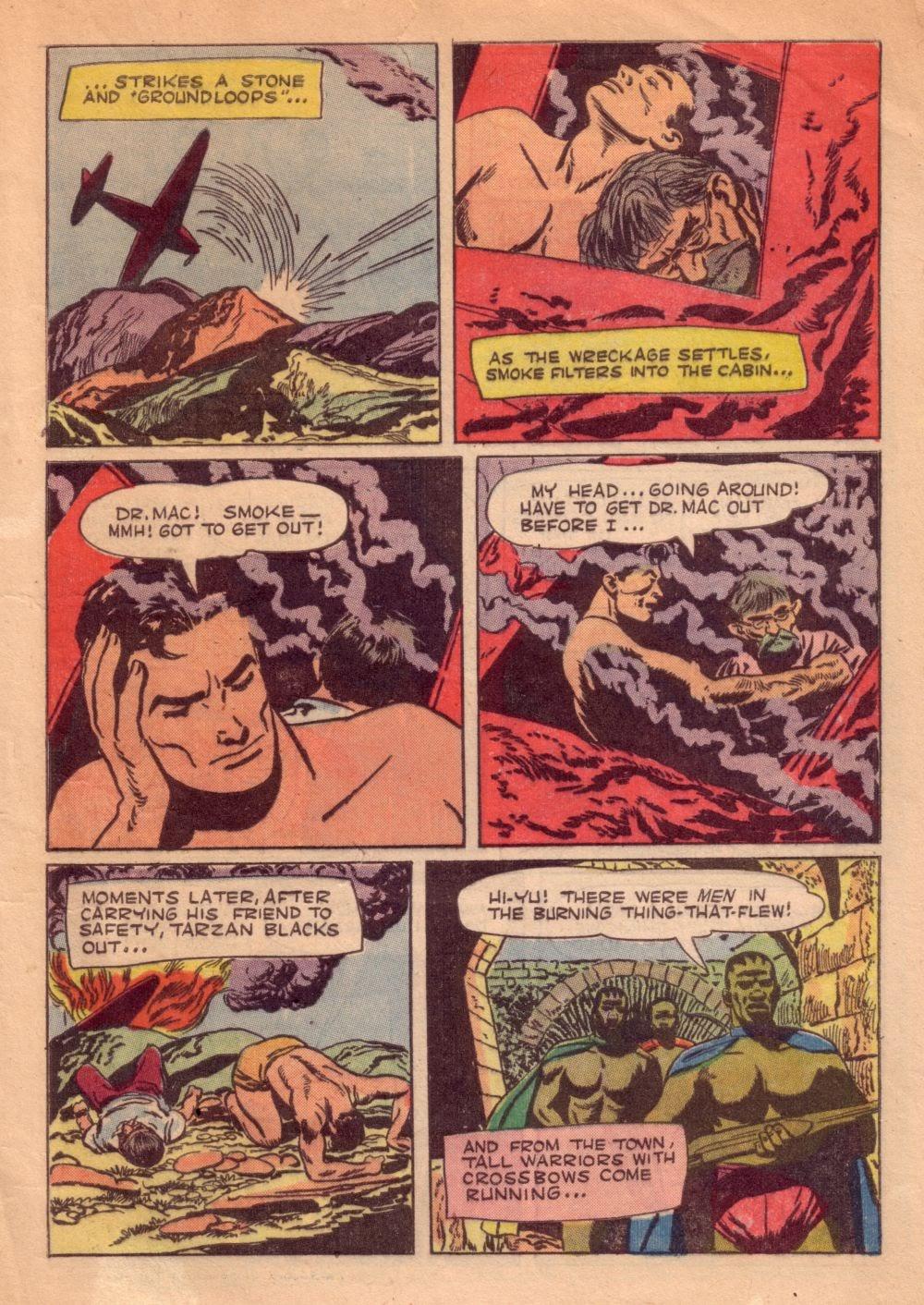 Tarzan (1948) issue 55 - Page 5