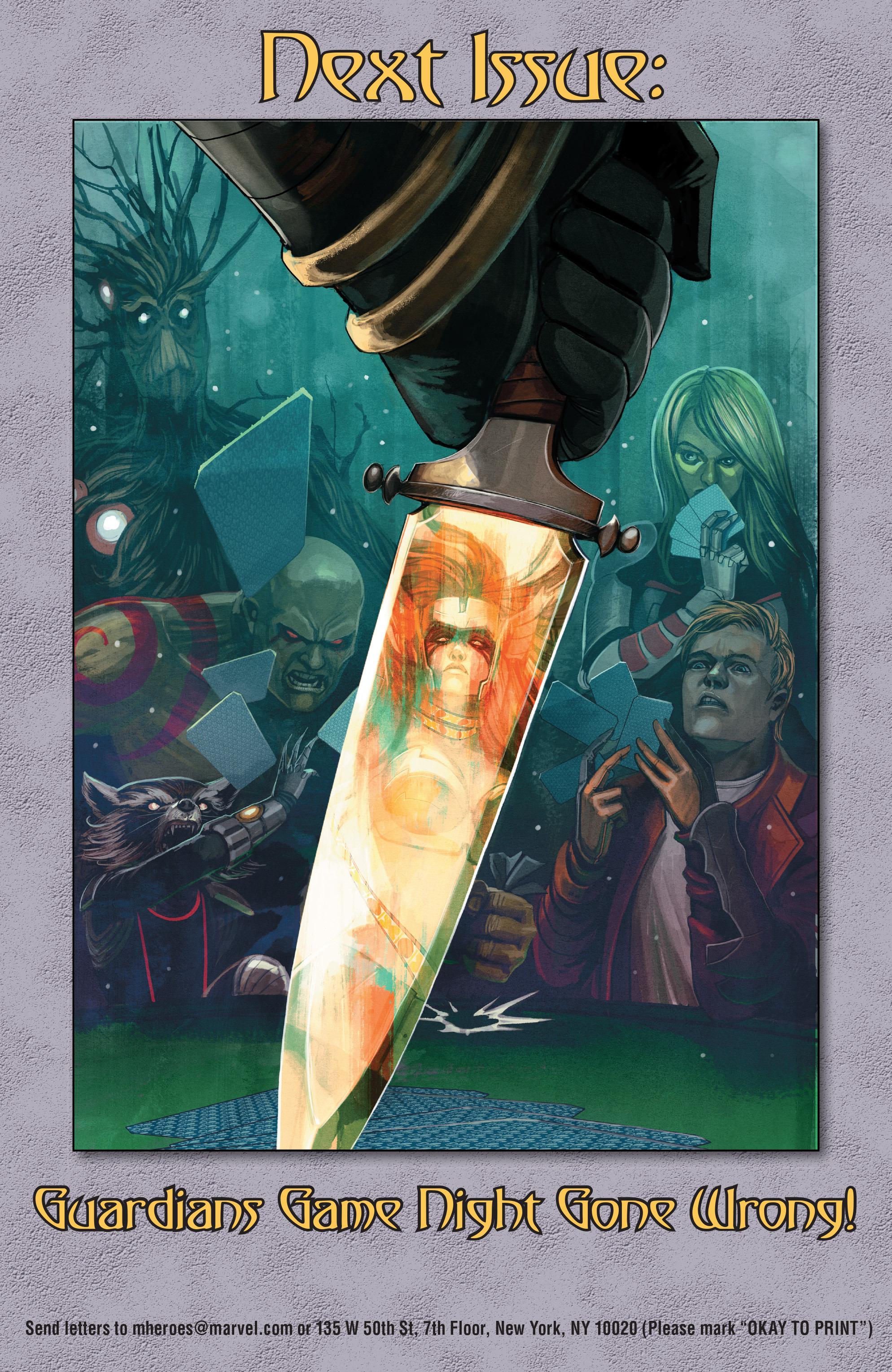 Read online Angela: Asgard's Assassin comic -  Issue #3 - 23