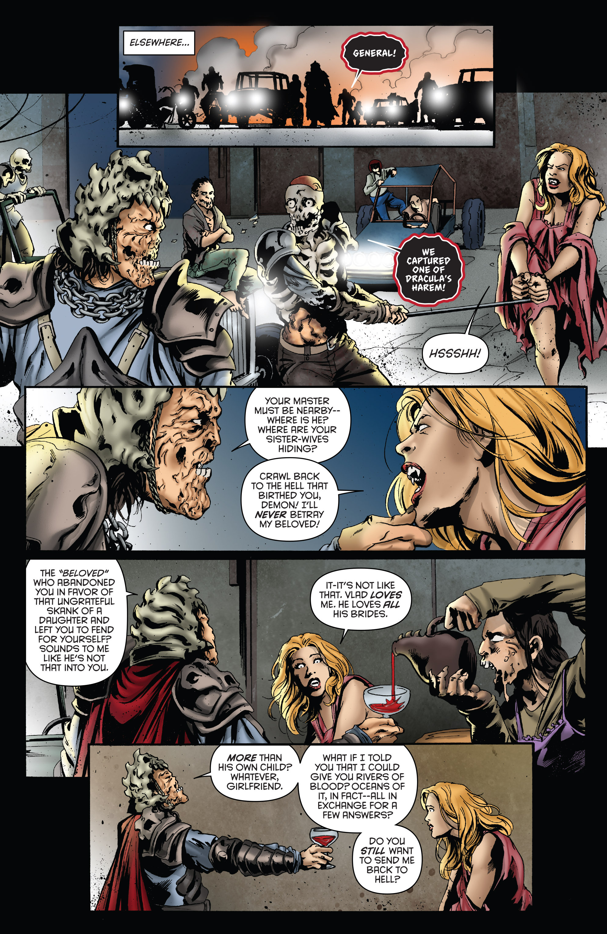 Read online Army of Darkness: Furious Road comic -  Issue #5 - 21