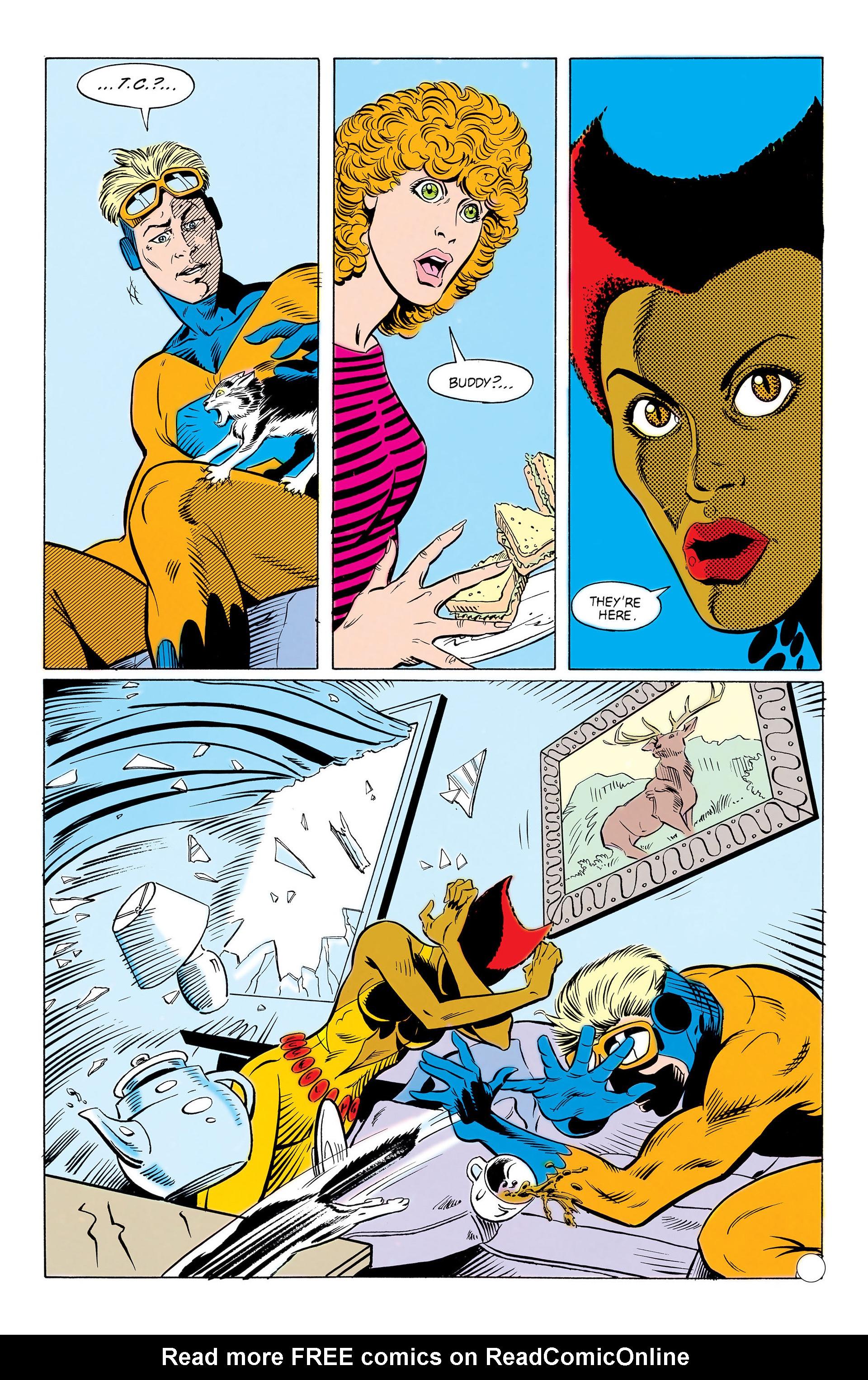 Read online Animal Man (1988) comic -  Issue #10 - 39
