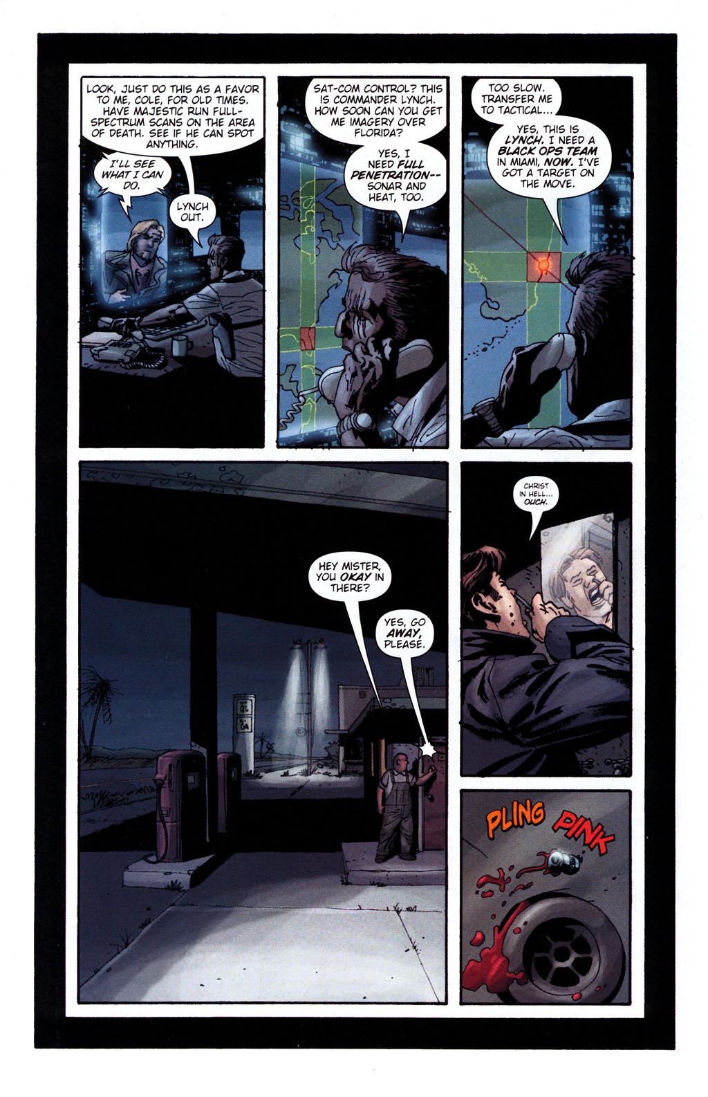 Read online Sleeper: Season Two comic -  Issue #5 - 3