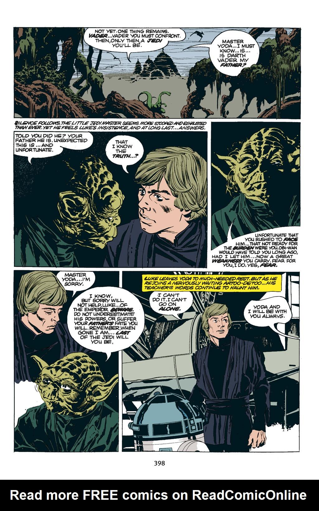 Read online Star Wars Omnibus comic -  Issue # Vol. 18.5 - 116