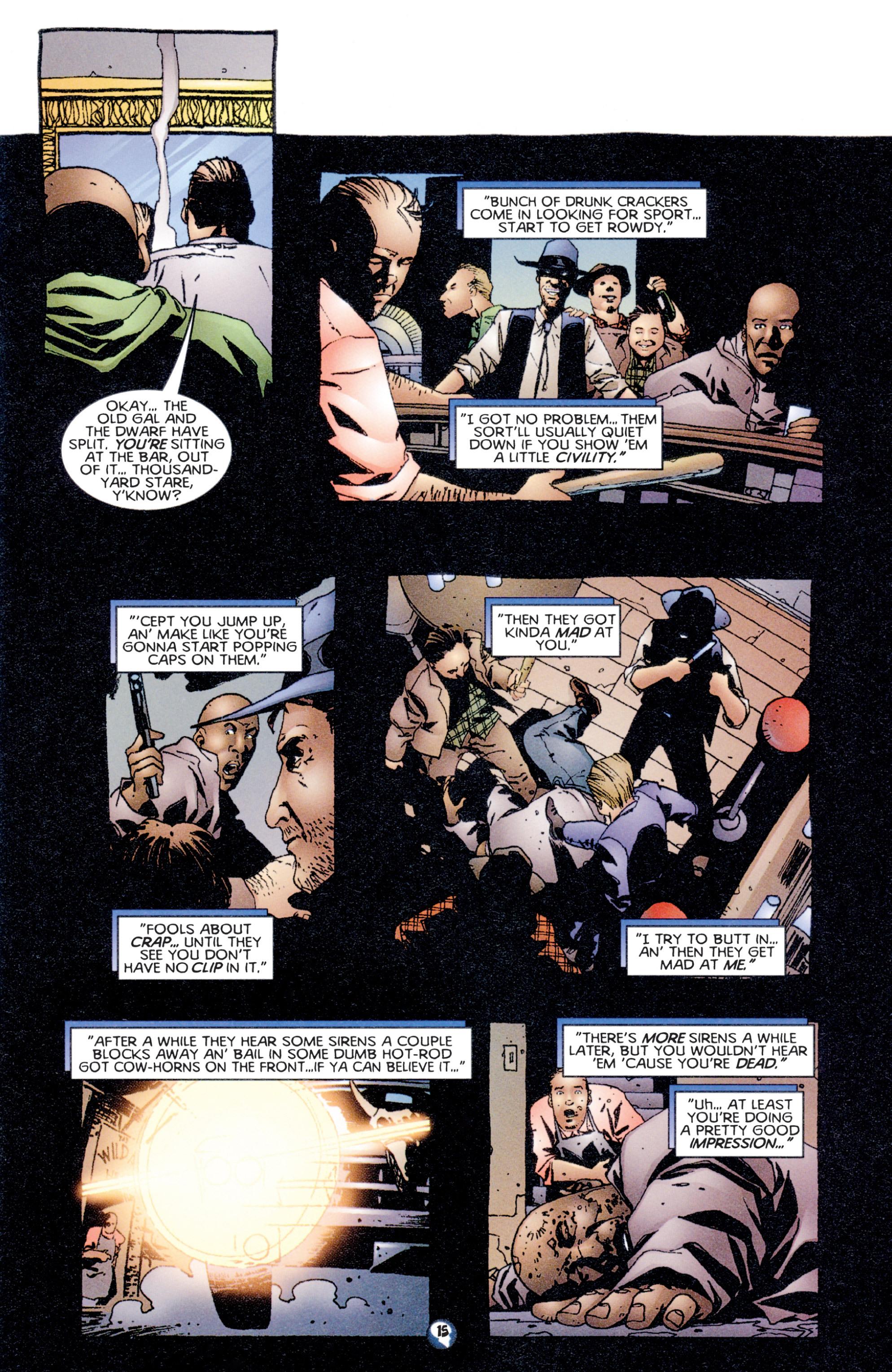 Read online Shadowman (1997) comic -  Issue #5 - 14