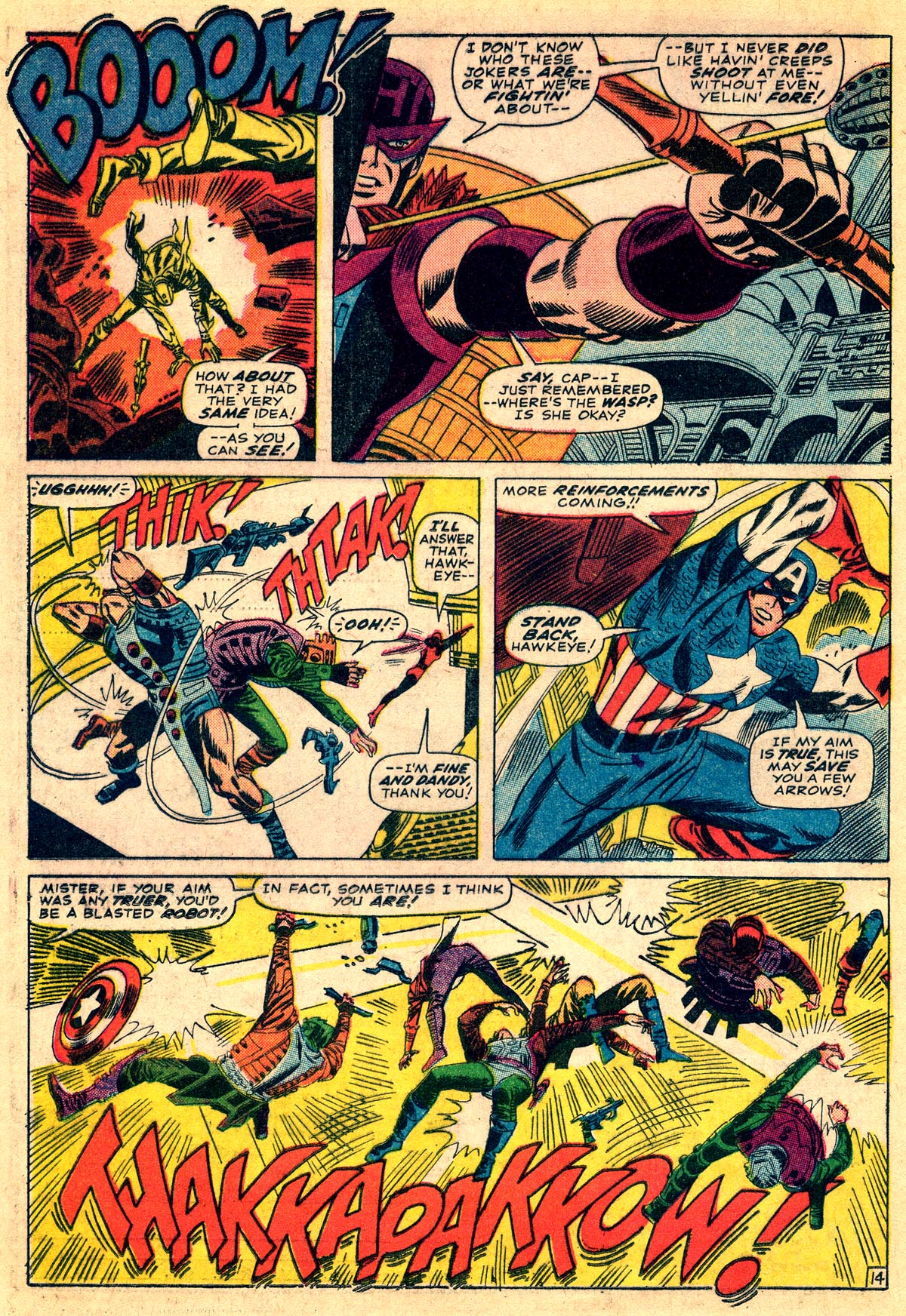 The Avengers (1963) 31 Page 19