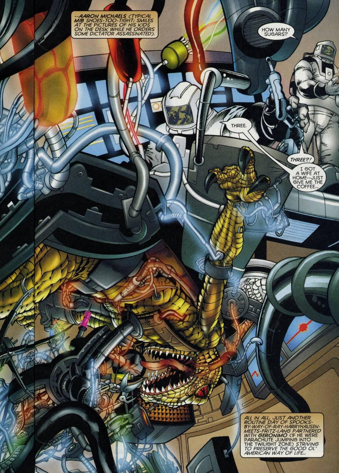 Read online Turok comic -  Issue #3 - 5