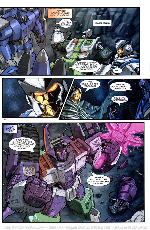 Read online Transformers Armada comic -  Issue #17 - 10