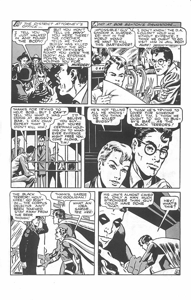 Read online Golden-Age Men of Mystery comic -  Issue #9 - 8