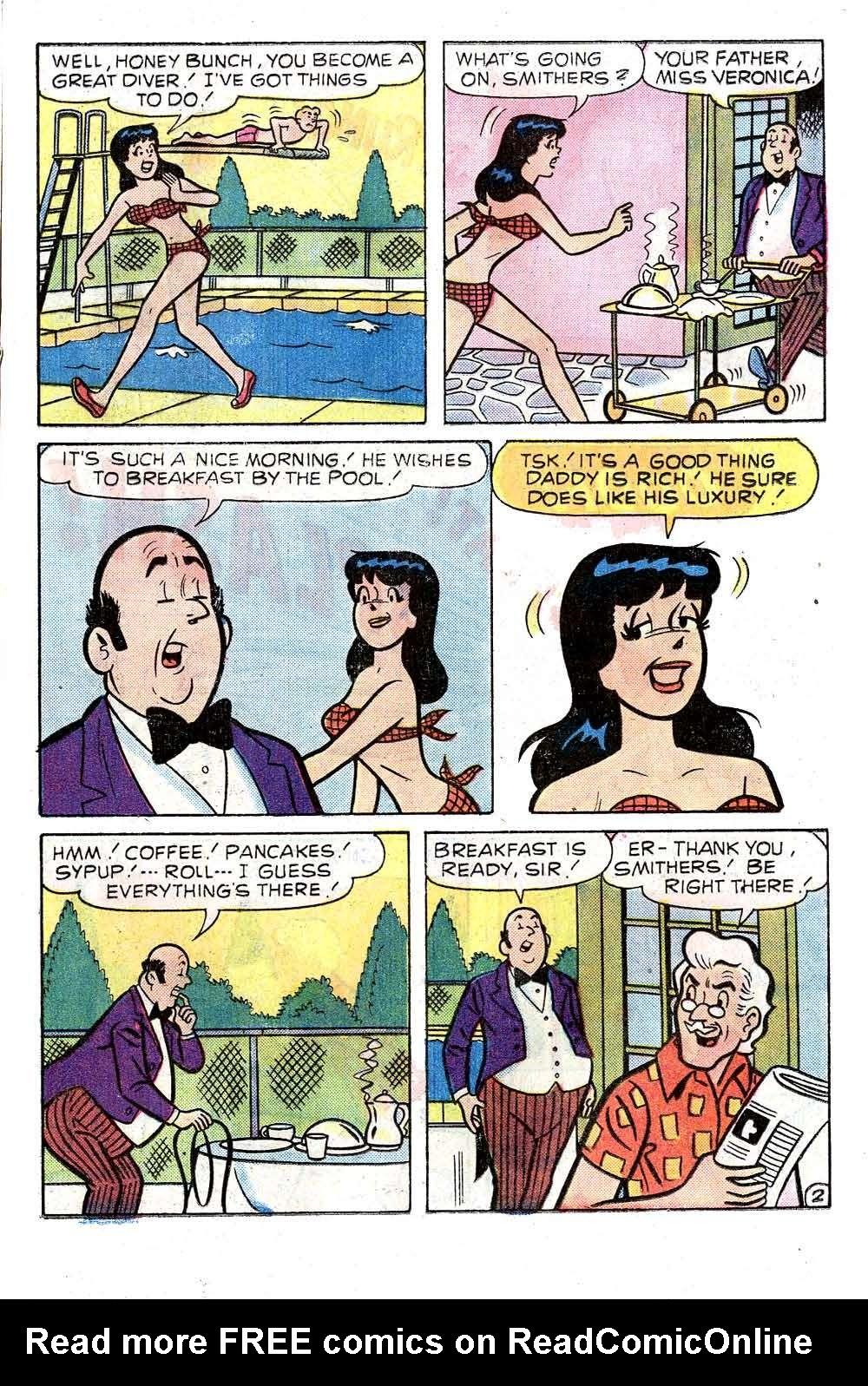 Read online Archie (1960) comic -  Issue #257 - 21