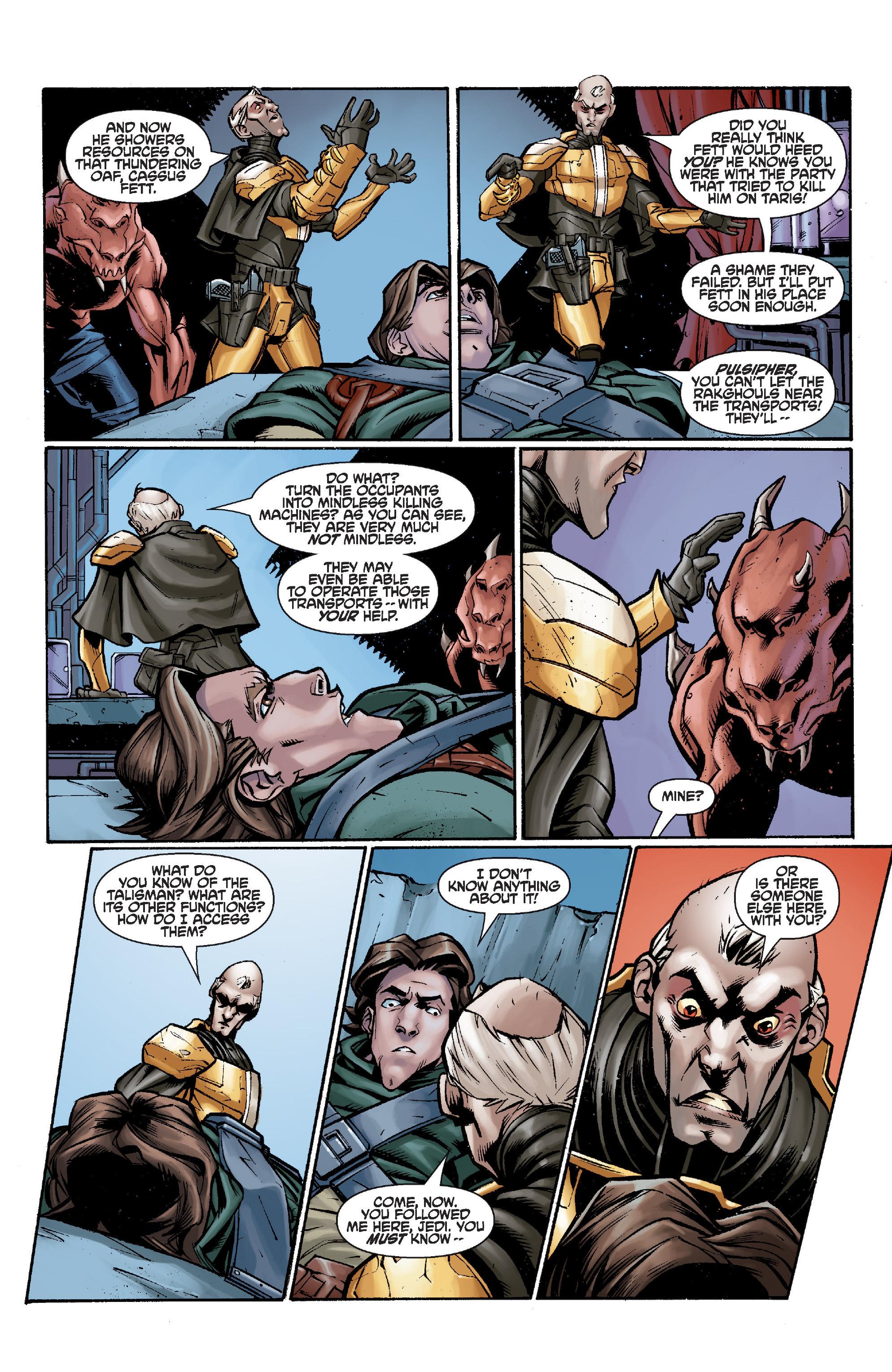 Read online Star Wars Omnibus comic -  Issue # Vol. 32 - 204