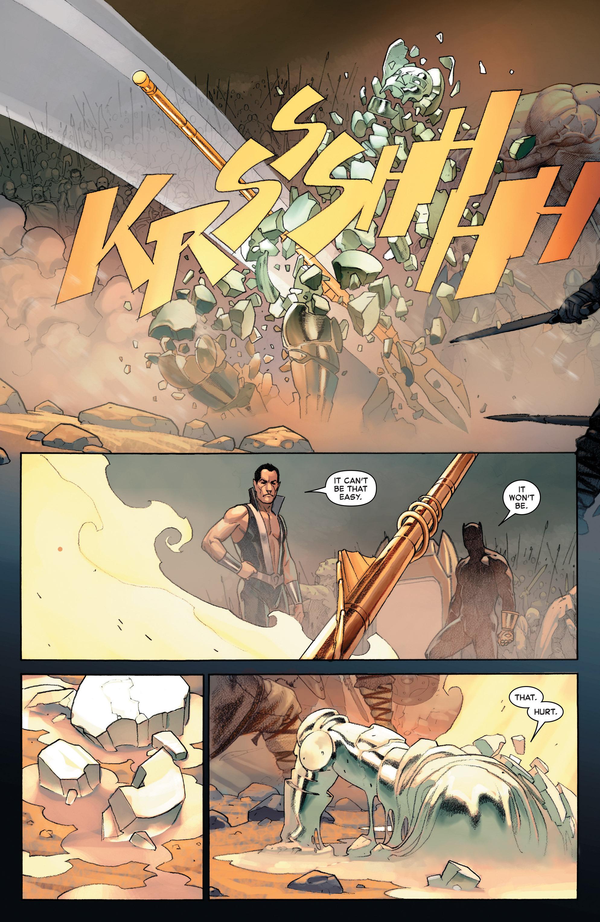 Read online Secret Wars comic -  Issue #9 - 4
