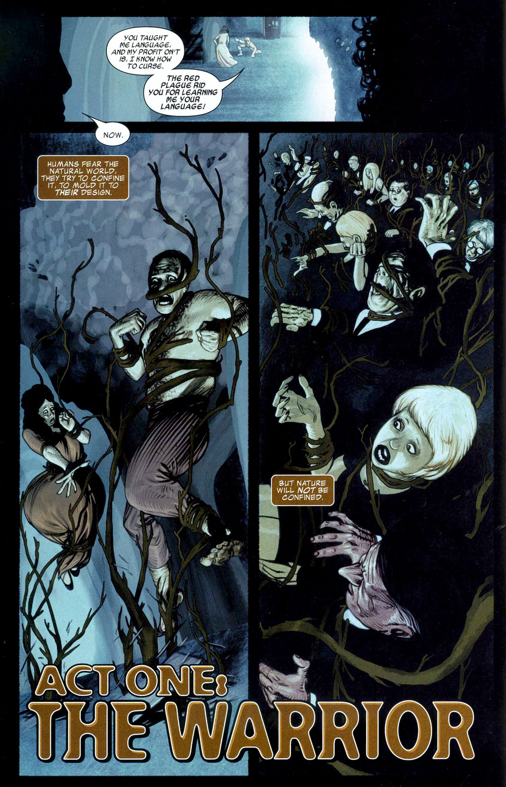 Read online Silent War comic -  Issue #1 - 5