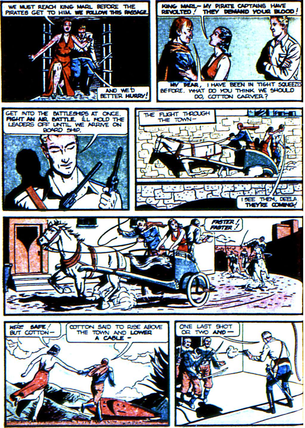 Read online Adventure Comics (1938) comic -  Issue #45 - 62