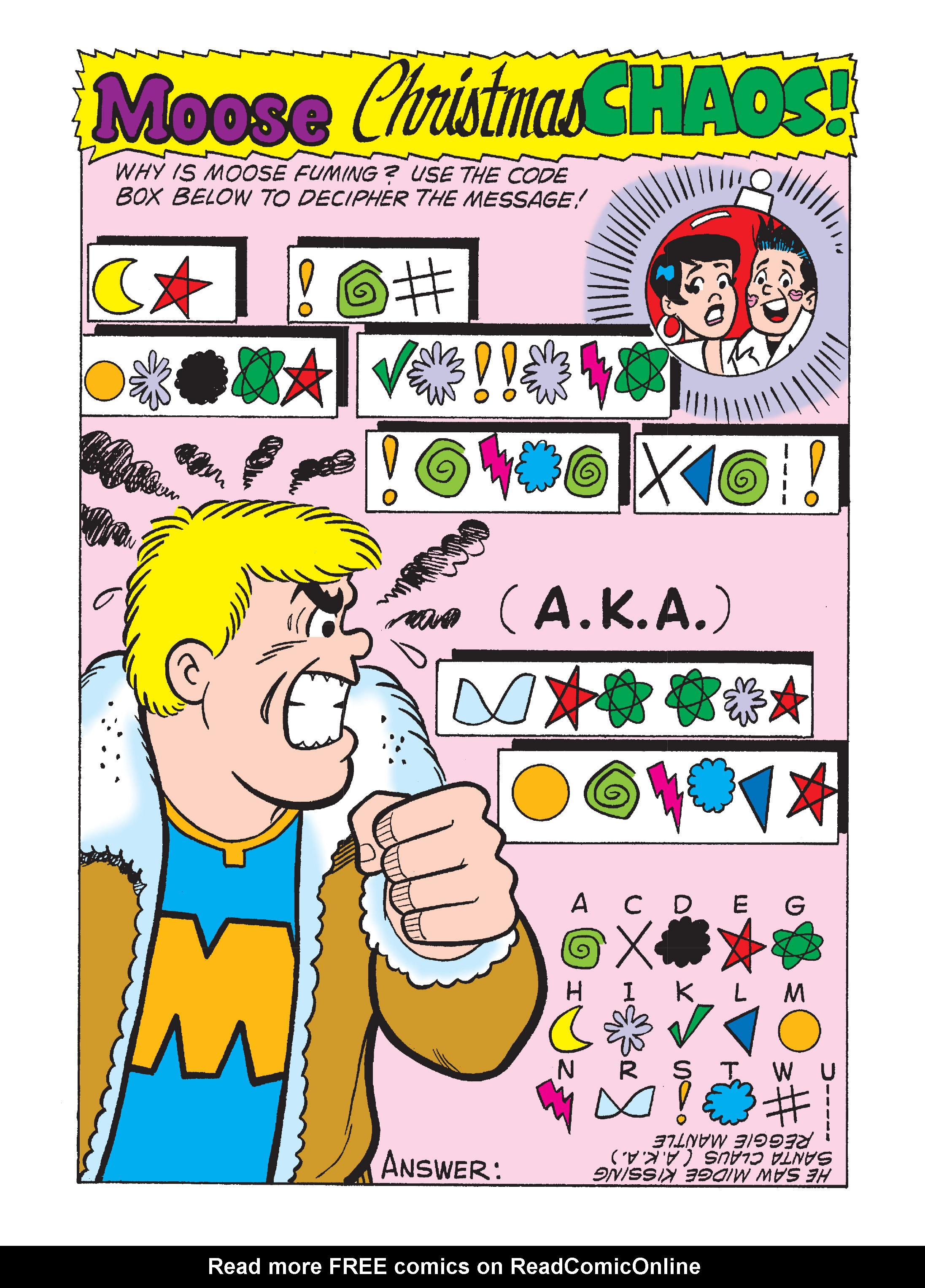 Read online Archie's Funhouse Double Digest comic -  Issue #10 - 32