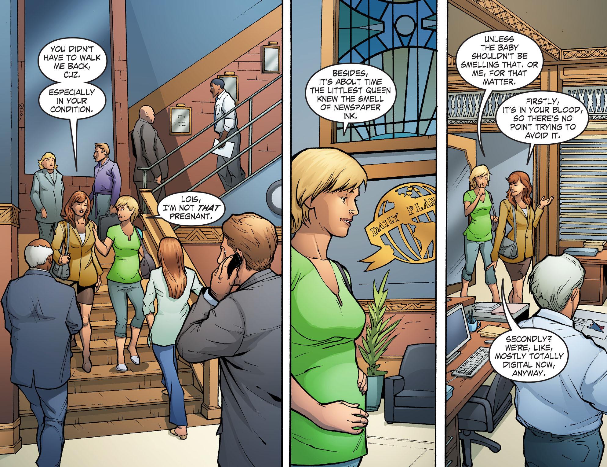 Read online Smallville: Alien comic -  Issue #3 - 3