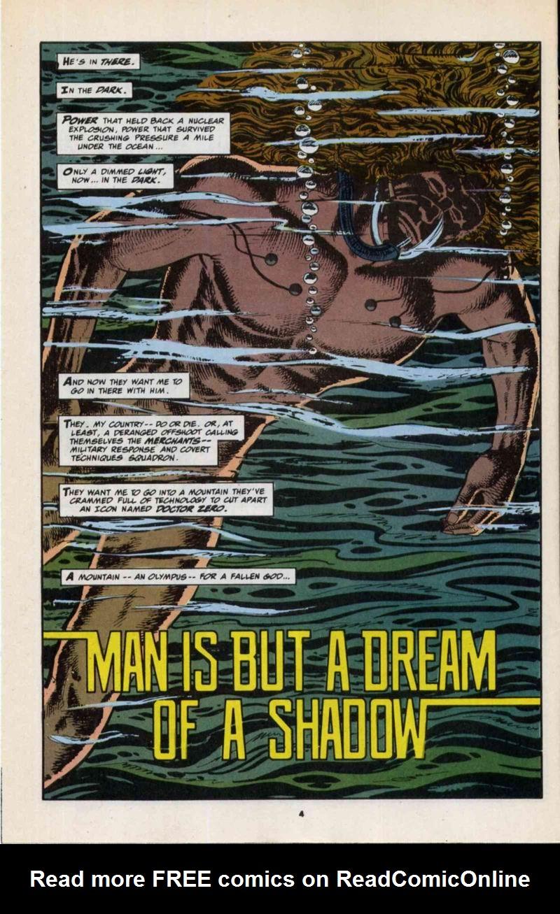 Read online Doctor Zero comic -  Issue #7 - 6