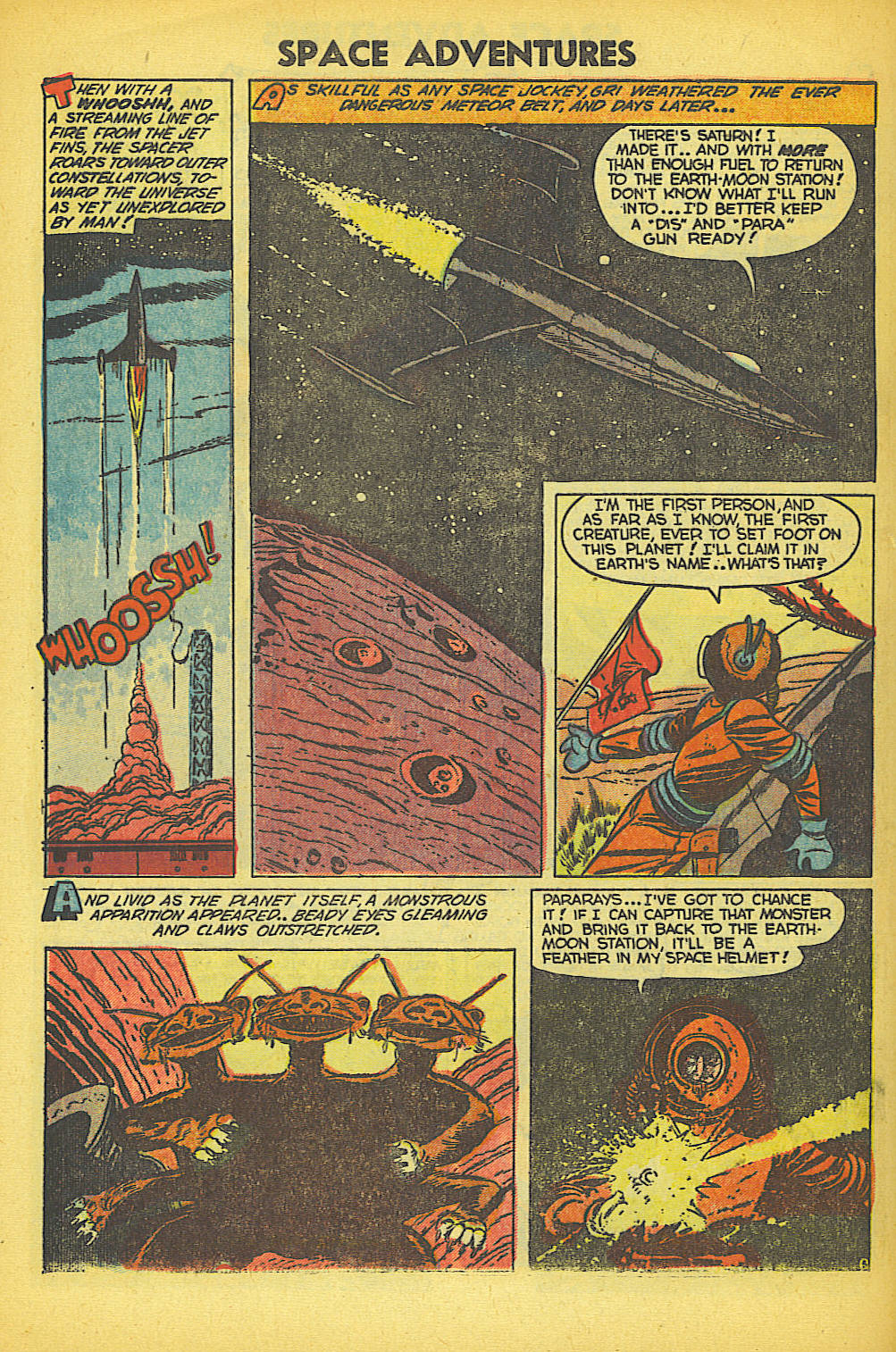 Read online Space Adventures comic -  Issue #7 - 25