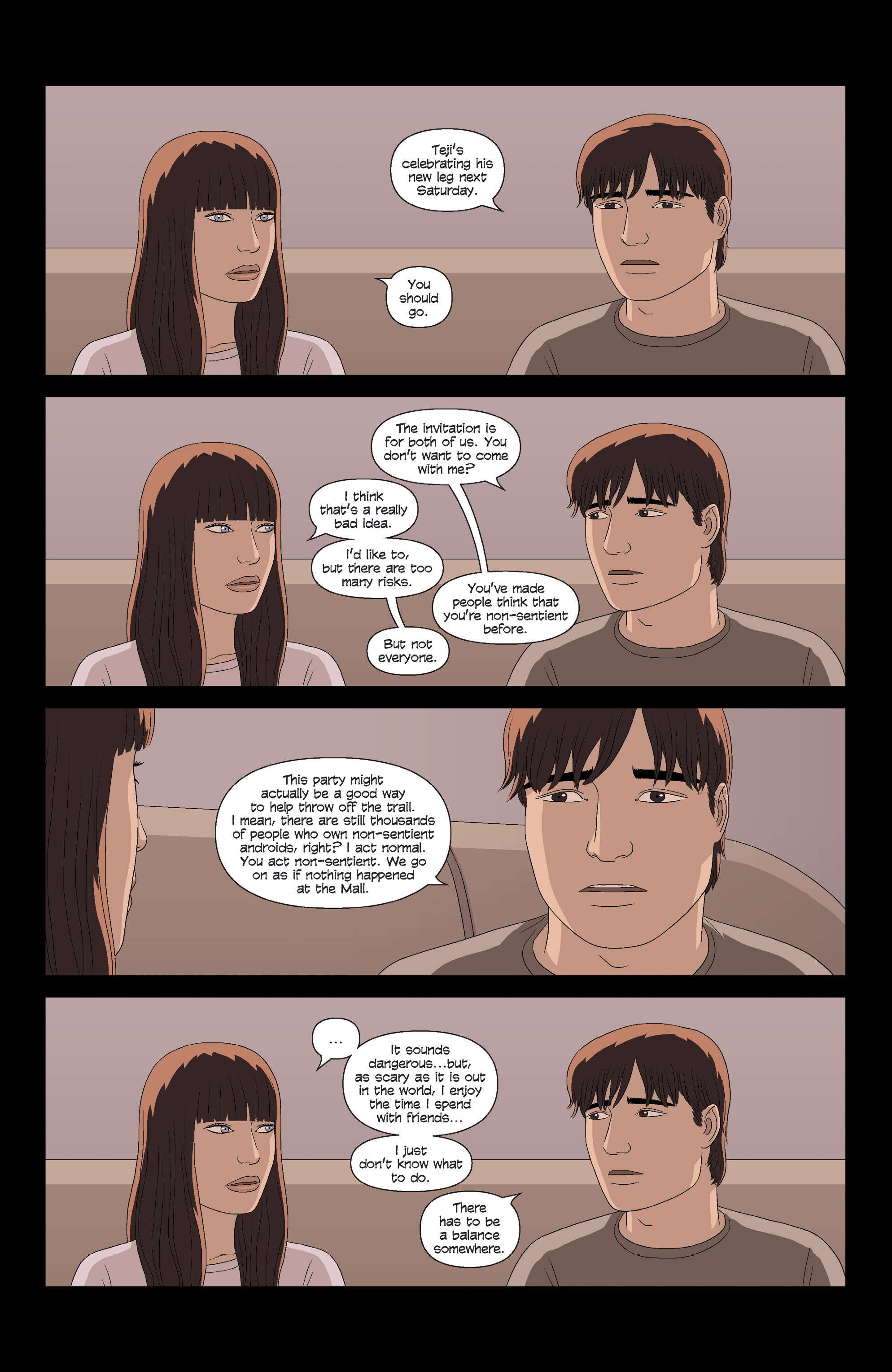 Read online Alex   Ada comic -  Issue # _TPB 3 - 17