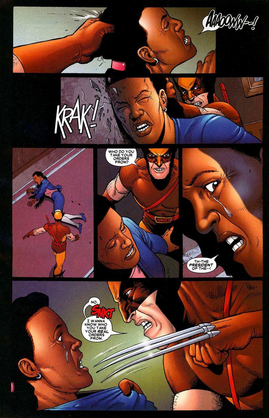 Read online Wolverine: Origins comic -  Issue #1 - 16