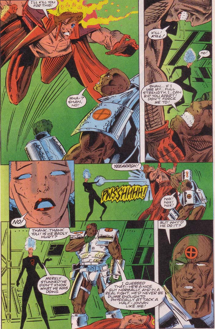 Read online Cyberspace 3000 comic -  Issue #3 - 9